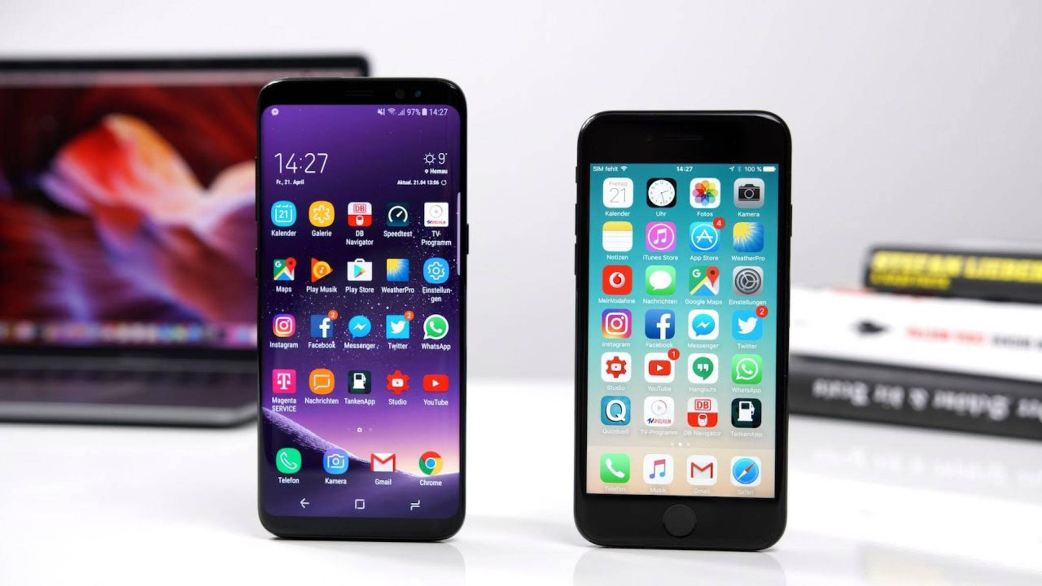 Das iPhone bietet einige Features, die Du auf einem Android-Smartphone vergebens suchen wirst.