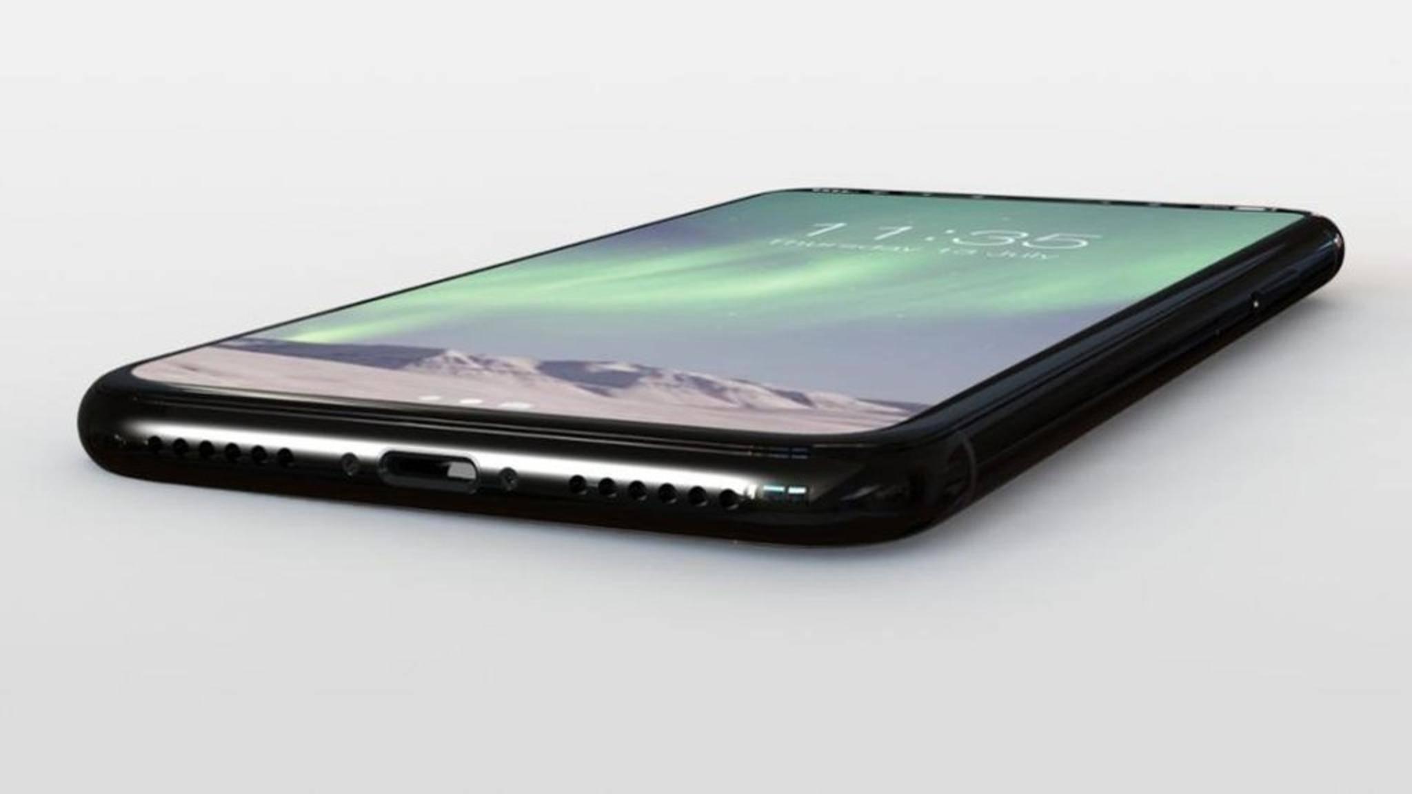 Neue Renderbilder enthüllen weitere Details zum iPhone 8.
