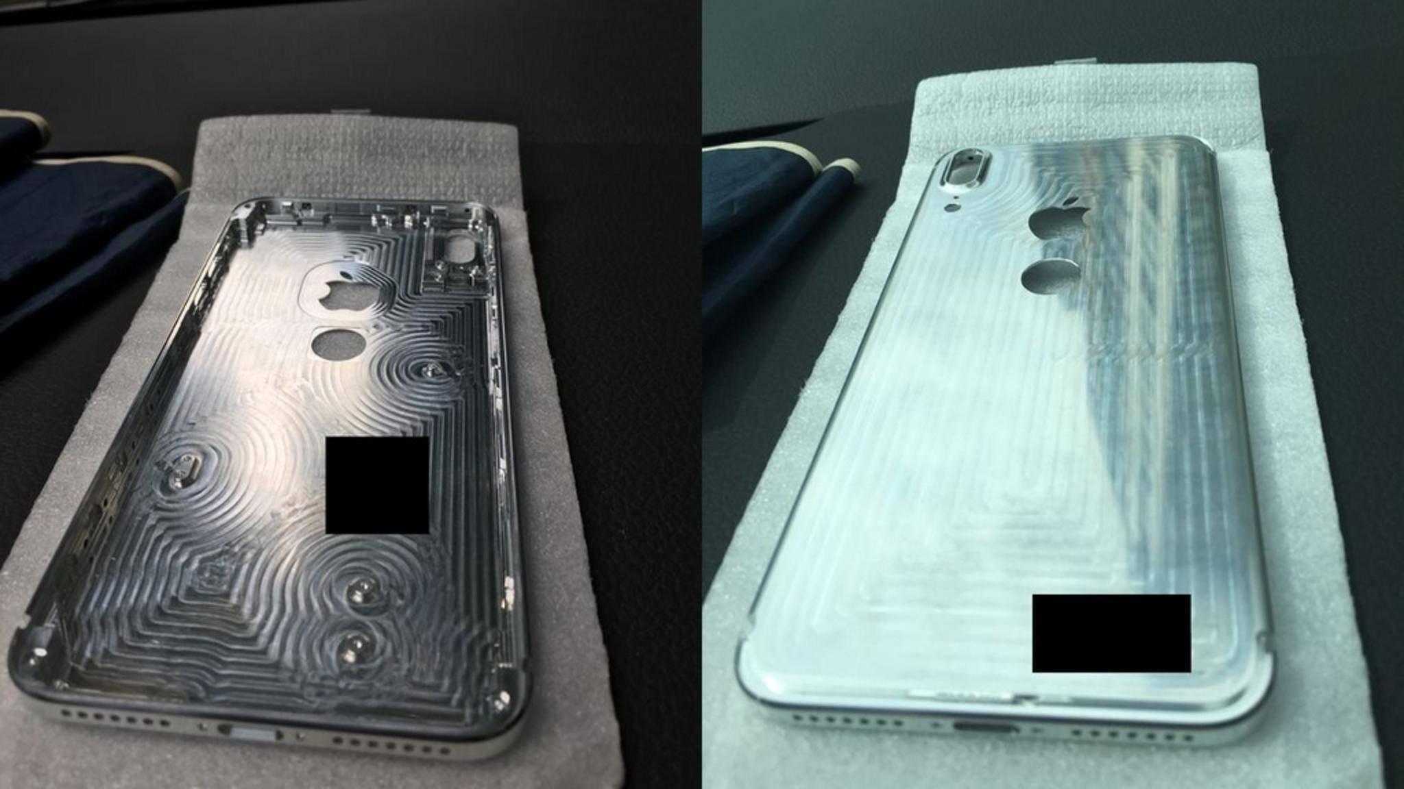 Apple könnte Touch ID beim iPhone 8 tatsächlich auf der Rückseite platzieren.