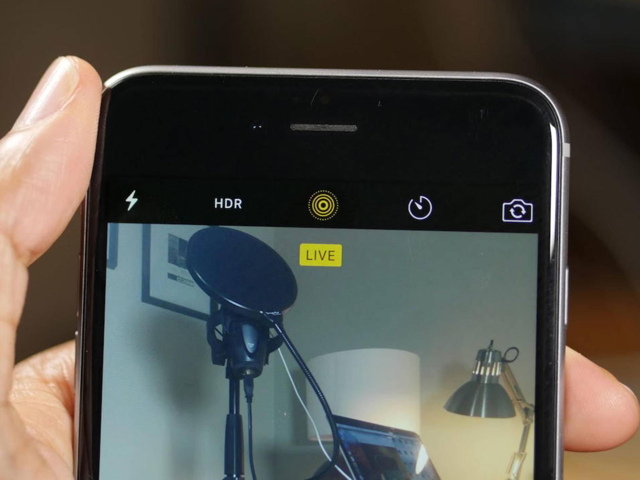 Standardmäßig ist das Live-Photos-Feature auf dem iPhone aktiviert – und so schaltest Du es aus.