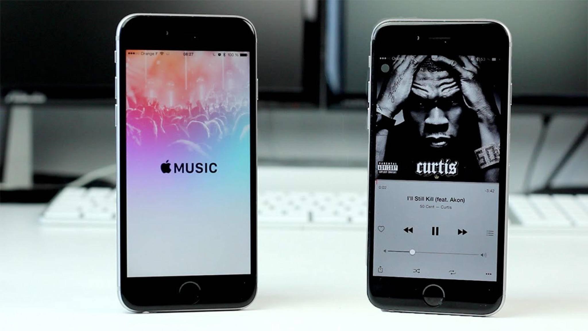 Der Shuffle-Modus in Apple Music lässt sich selbstverständlich auch ausschalten.