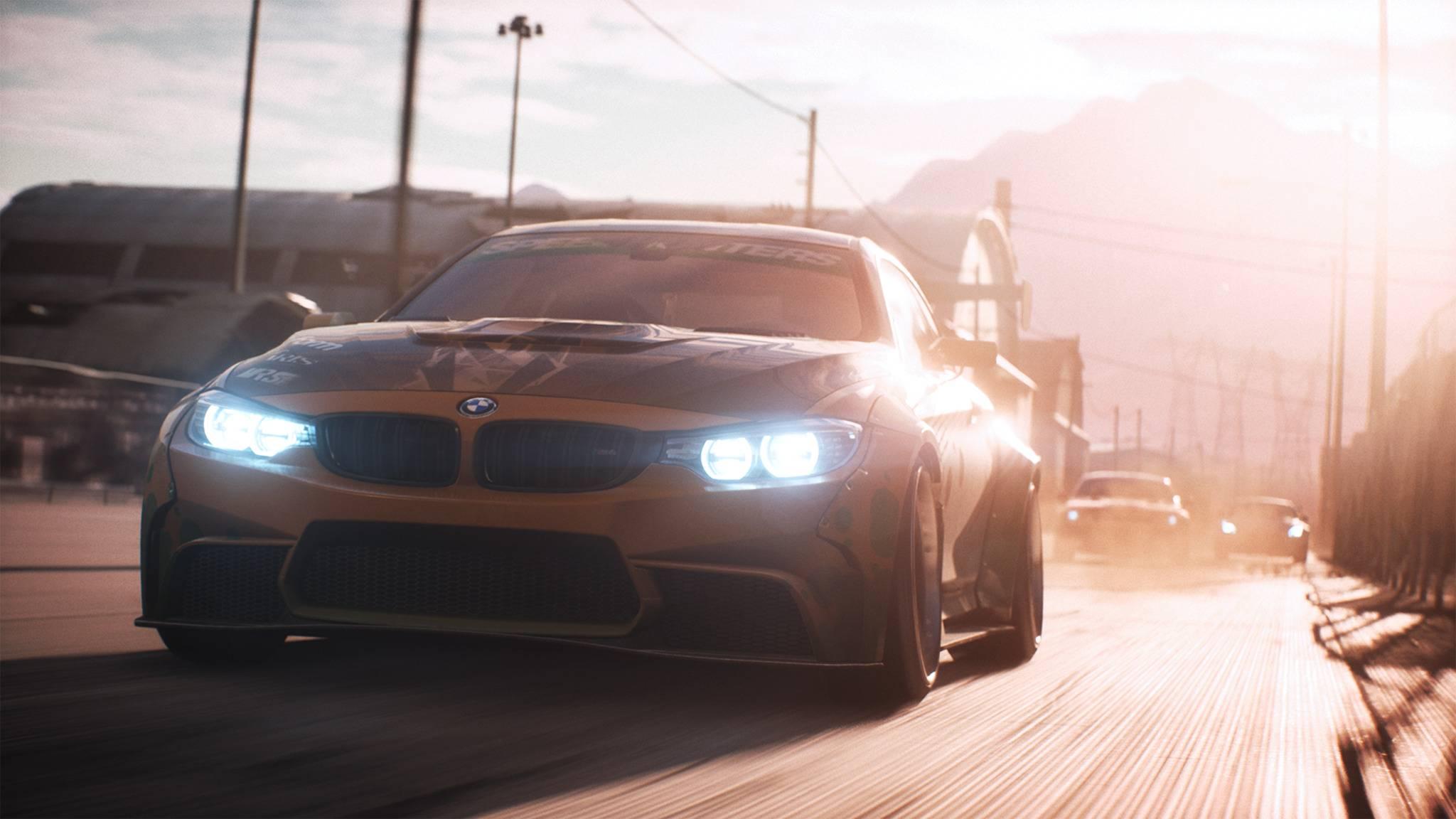 """Um in """"Need for Speed: Payback"""" allen davonzufahren, musst Du das Tuning-System beherrschen."""