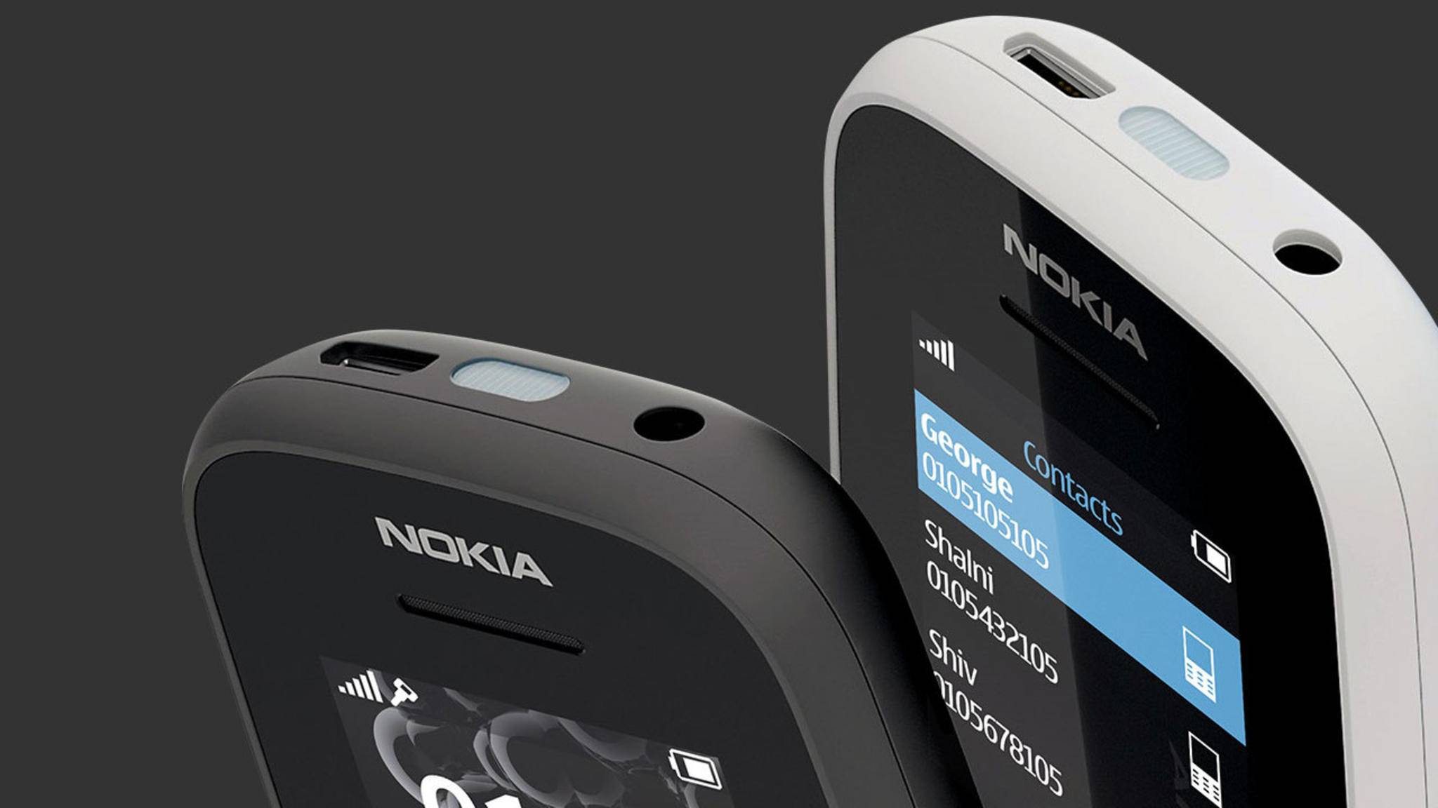 Auf der Suche nach einem Zweit-Handy? Das neue Nokia 105 gibt es schon für 15 US-Dollar zu kaufen.