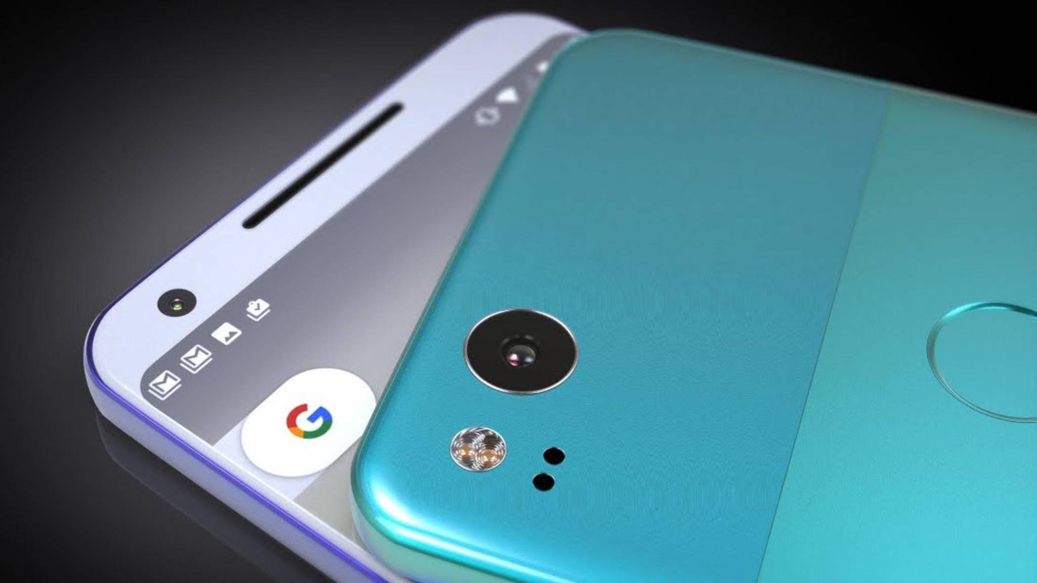 Am 5. Oktober soll das Google Pixel 2 Premiere feiern.
