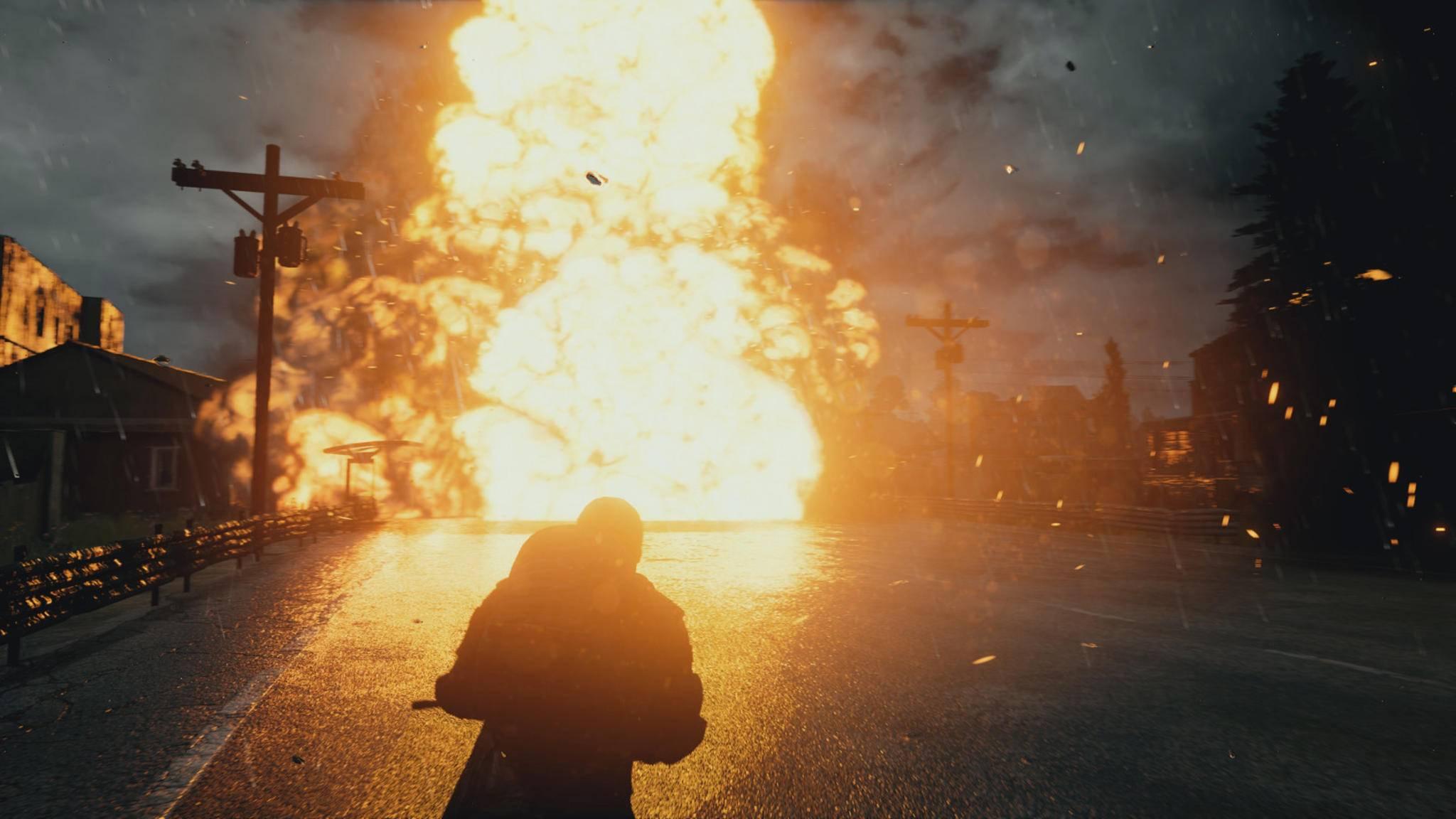 """Explosionen in """"PUBG"""" sind künftig auf der Xbox One X ein bisschen weniger hübsch."""