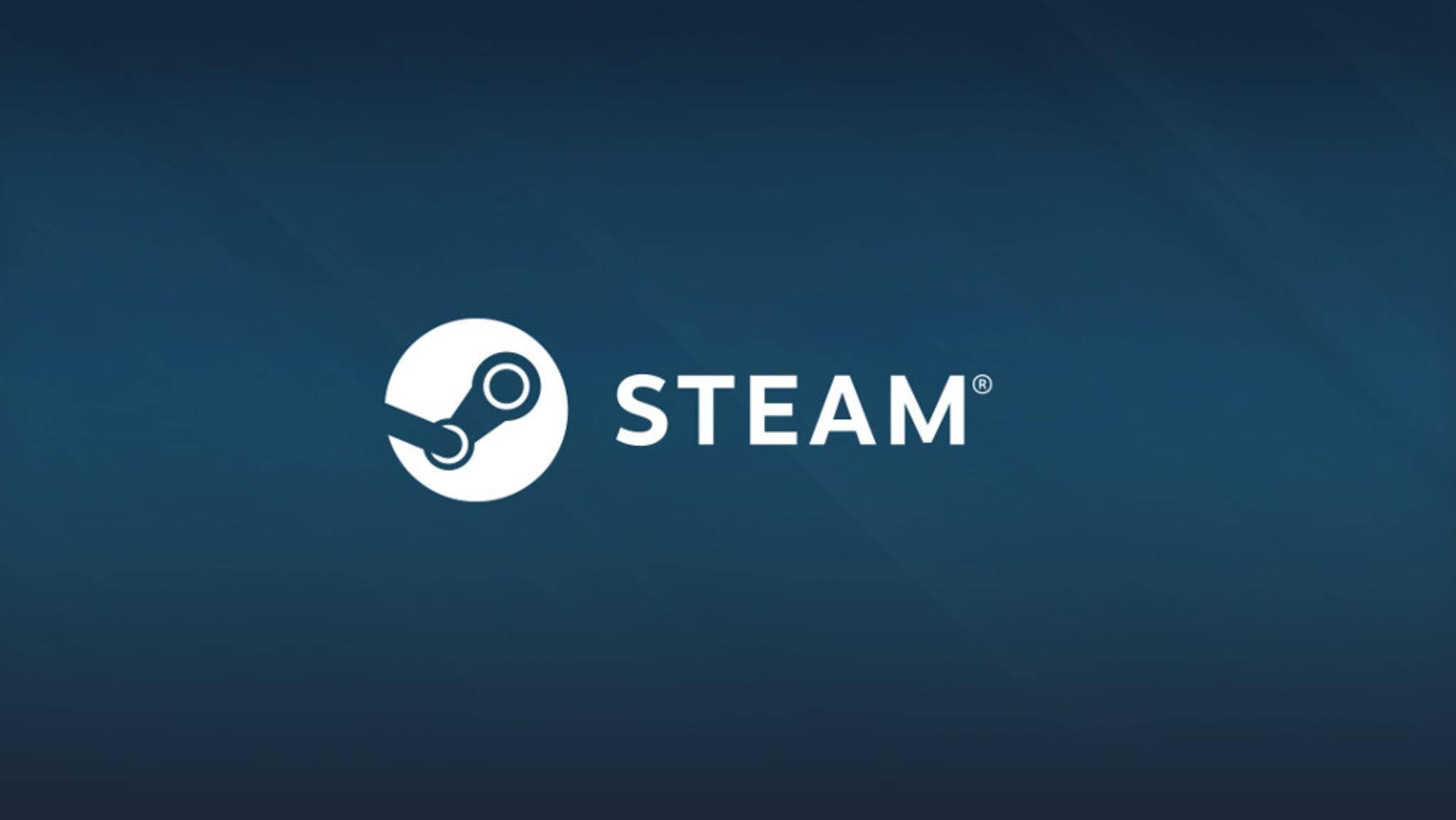 Steam spiel lauft im hintergrund