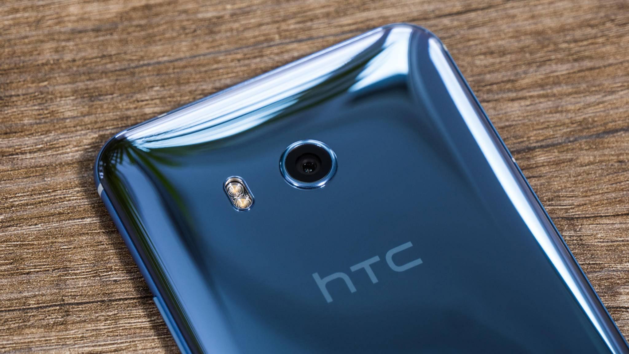 Das HTC U11 soll vielleicht schon im November ein Oreo-Update bekommen.
