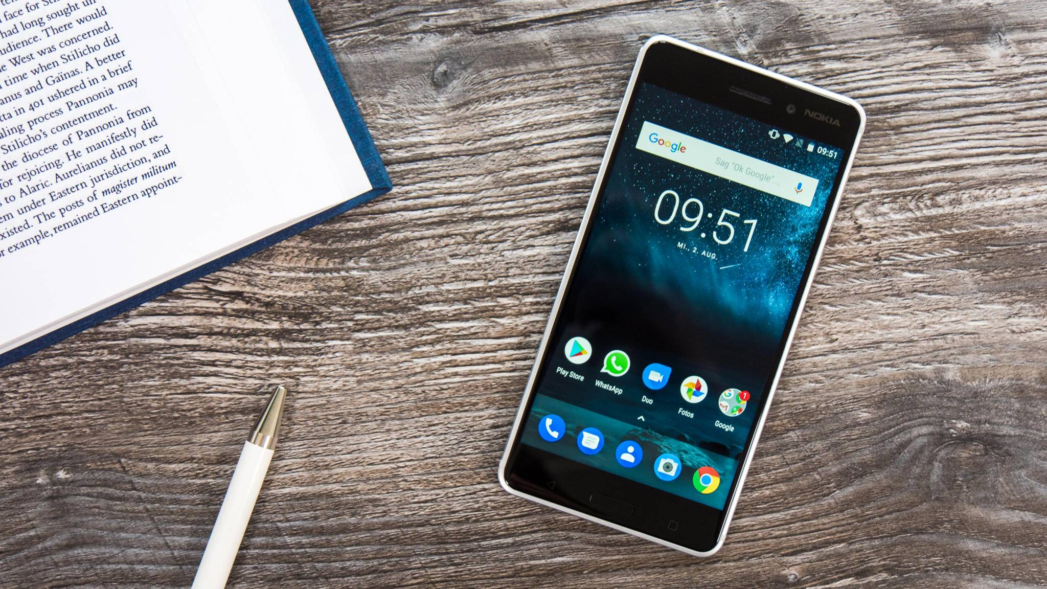 Das Nokia 7 soll dem Nokia 6 recht ähnlich sehen.