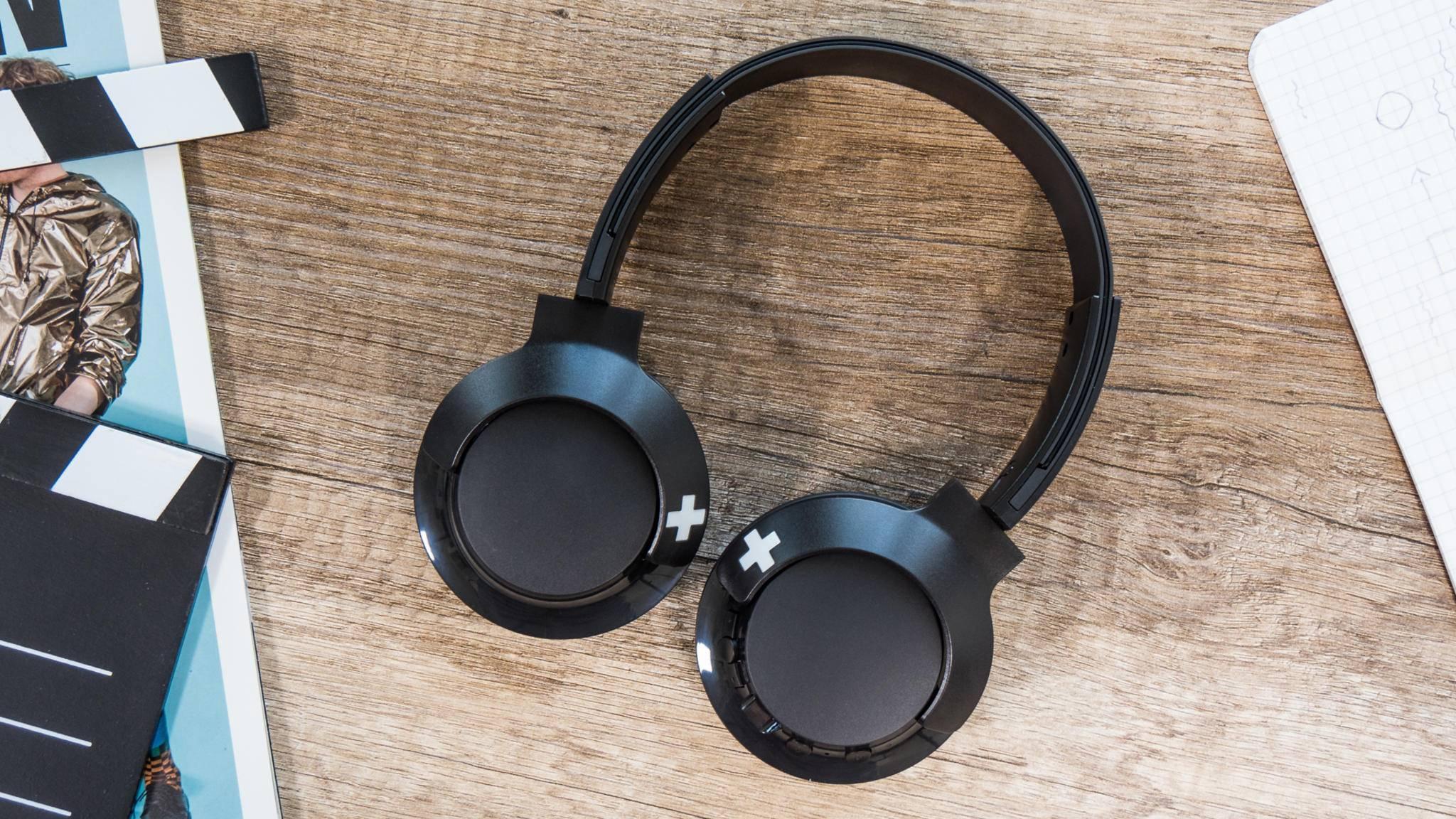 Auch als On-Ear-Variante machen dich Bluetooth-Kopfhörer gut.