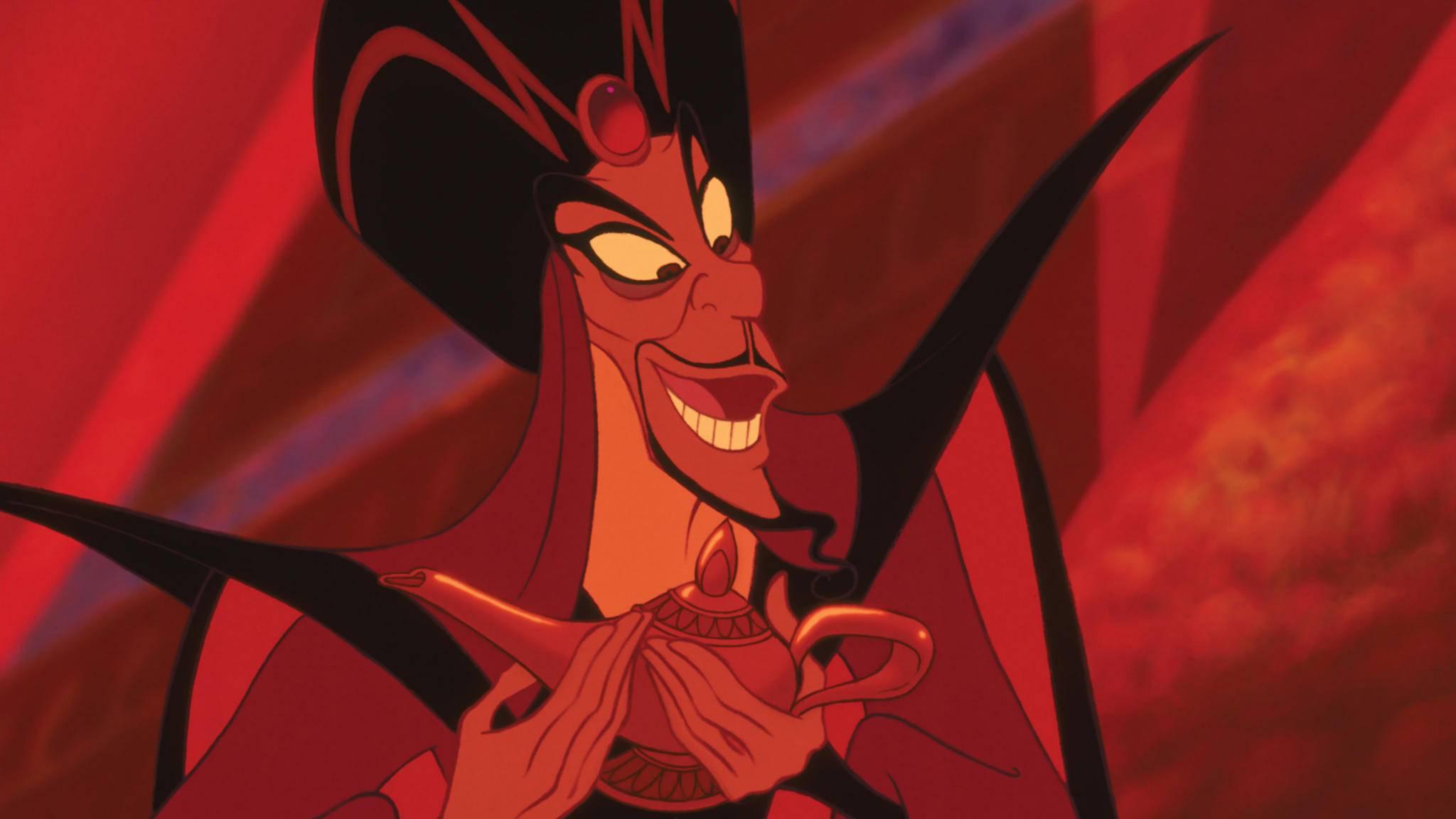 Der intrigante Zauberer und Großwesir Dschafar macht Aladdin auch in der Realverfilmung das Leben schwer.