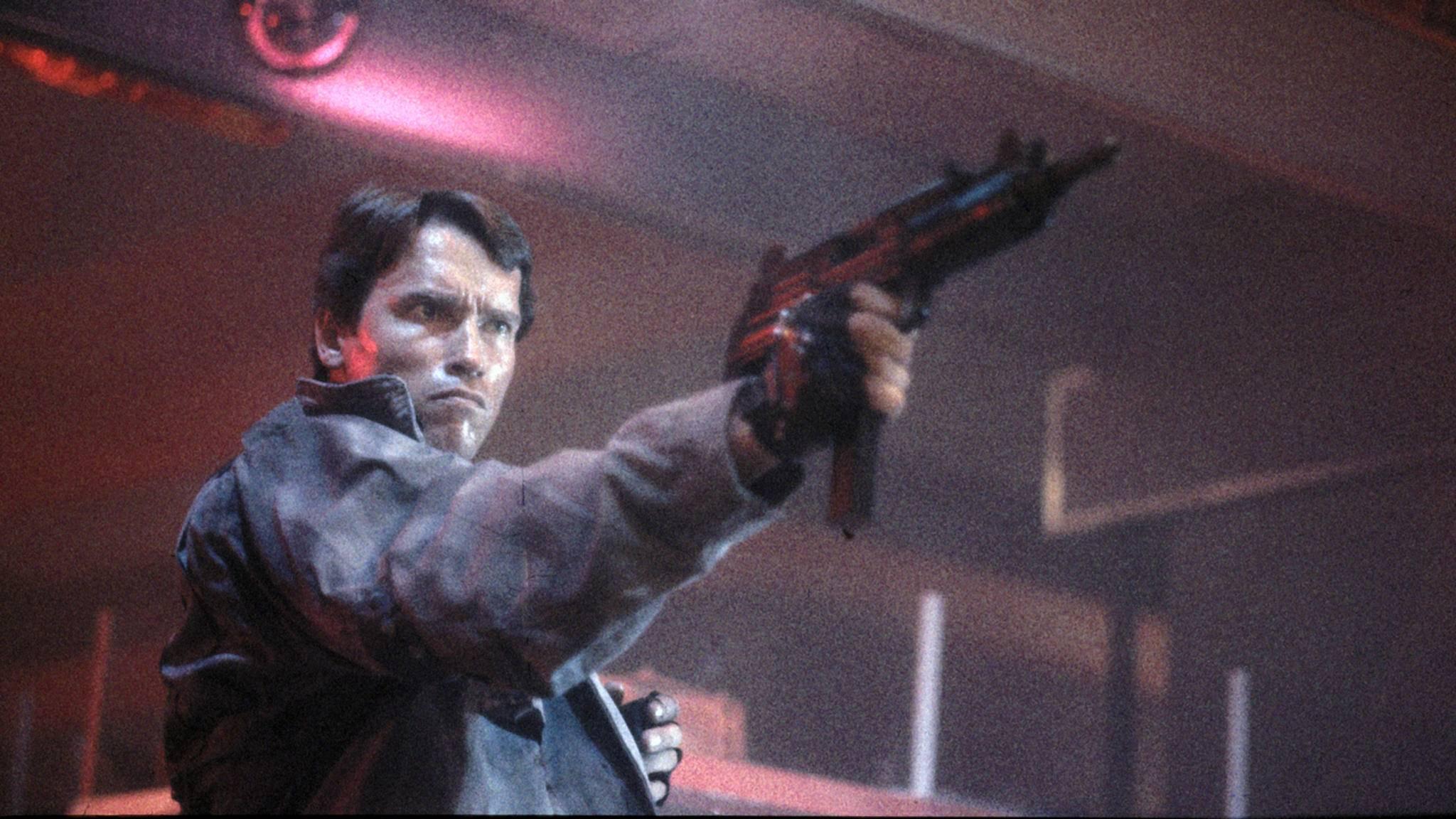 Arnie zieht in seinem kommenden Actioner ins Weiße Haus.