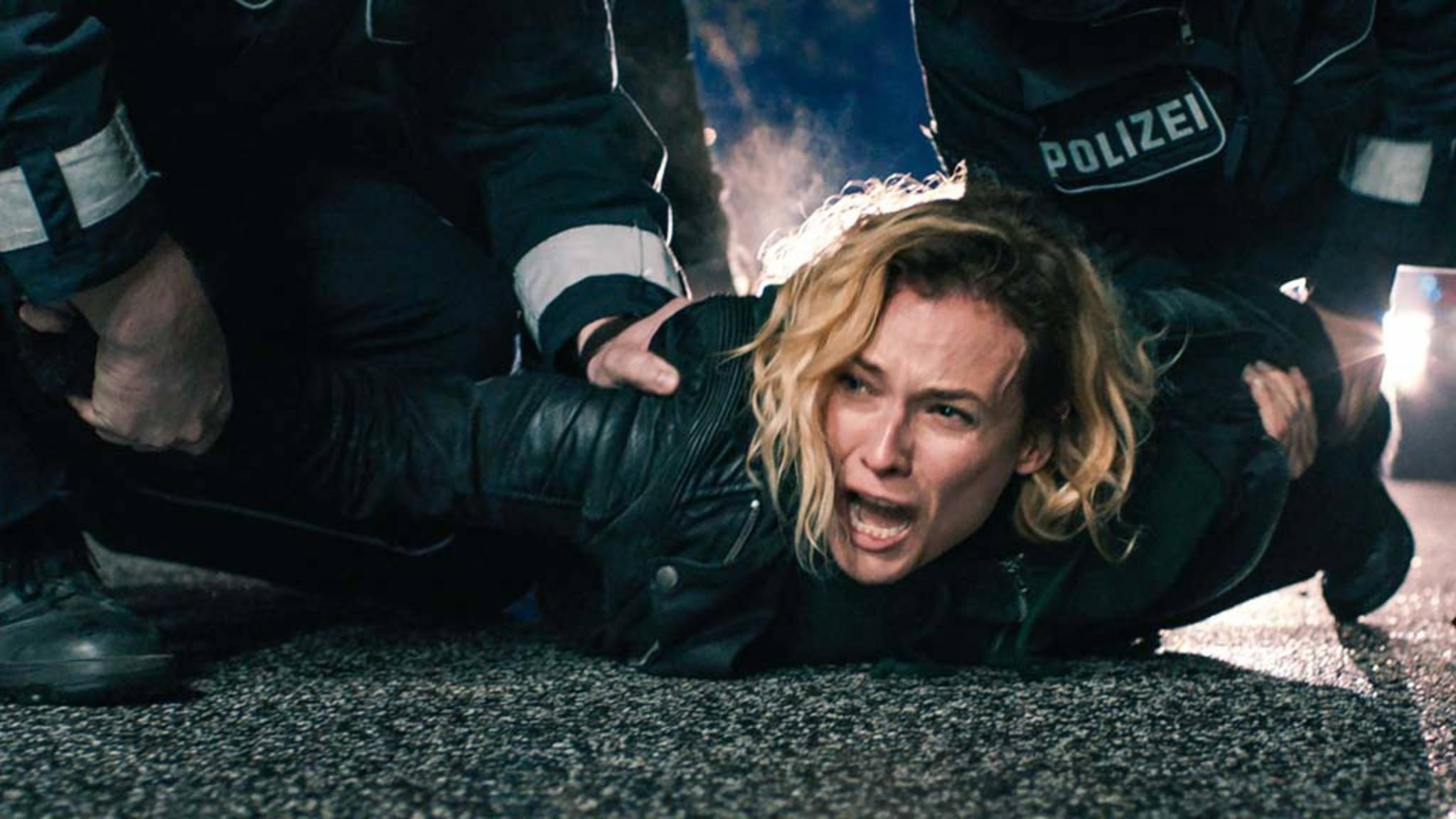 """In """"Aus dem Nichts"""" verliert die Protagonistin (Diane Kruger) ihren Mann und ihren Sohn durch einen Bombenanschlag."""