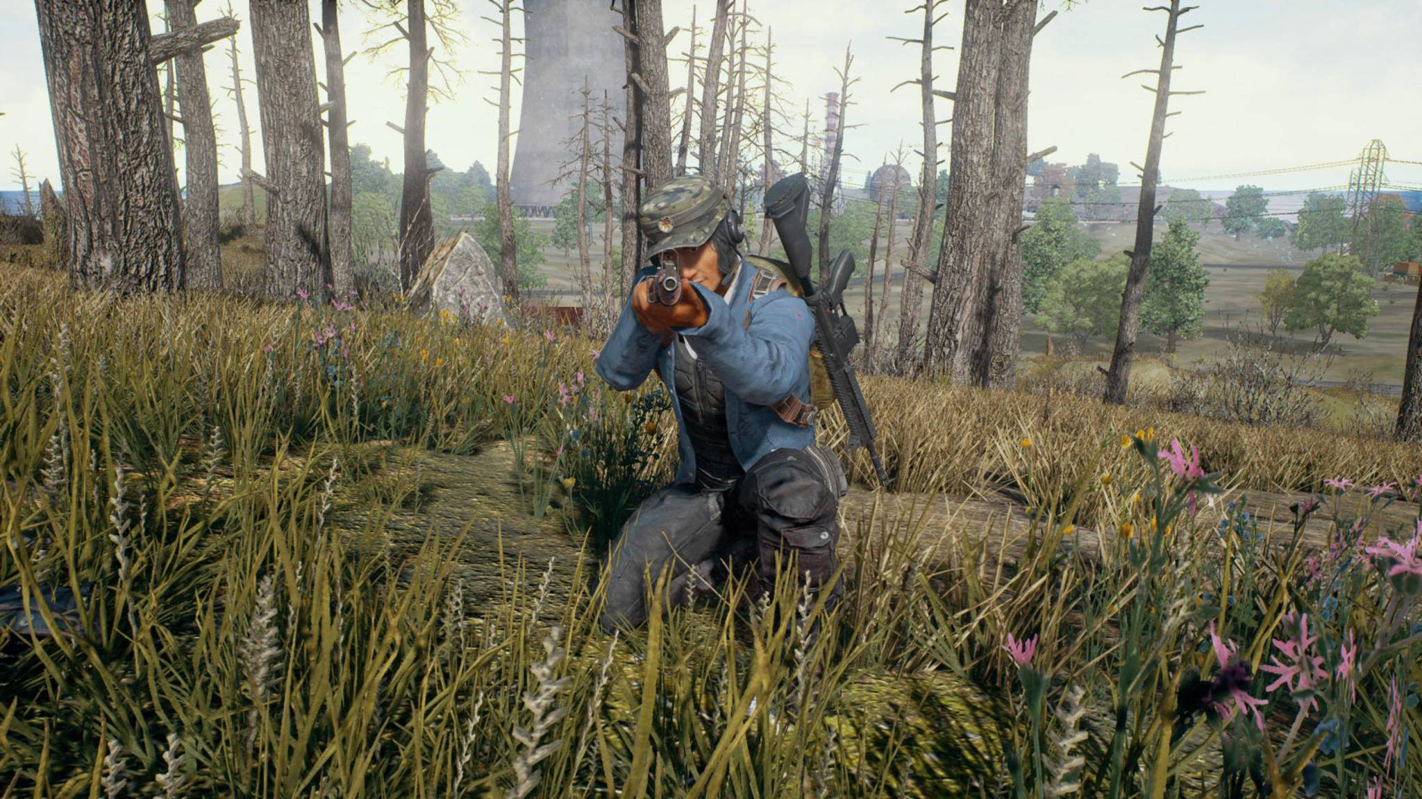 PlayerUnknown's Battlegrounds auf Xbox One X mit 60 FPS