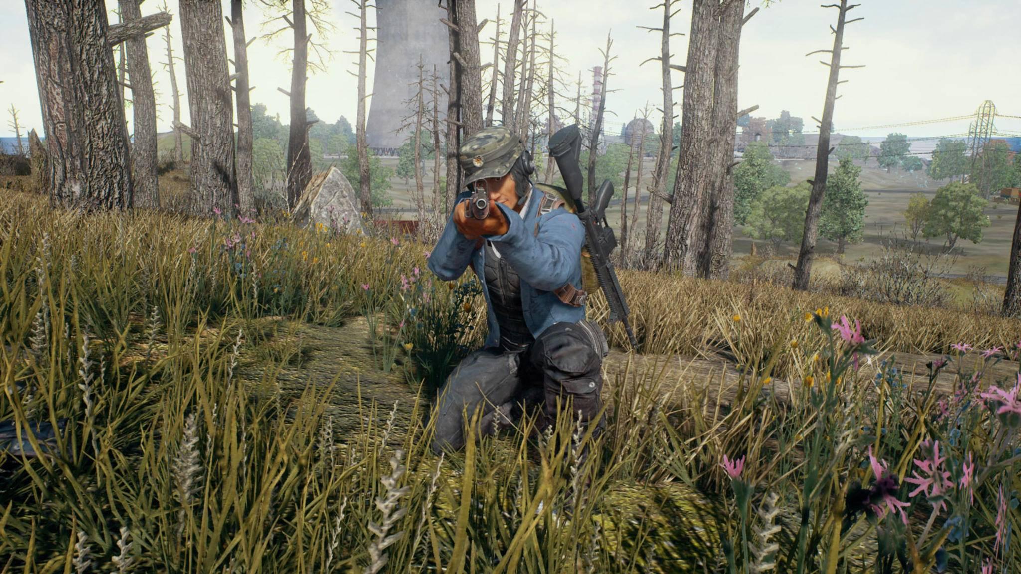 """Um die Weiterentwicklung von """"Playerunknown's Battlegrounds"""" müssen sich die Spieler auf absehbare Zeit wohl nicht sorgen."""