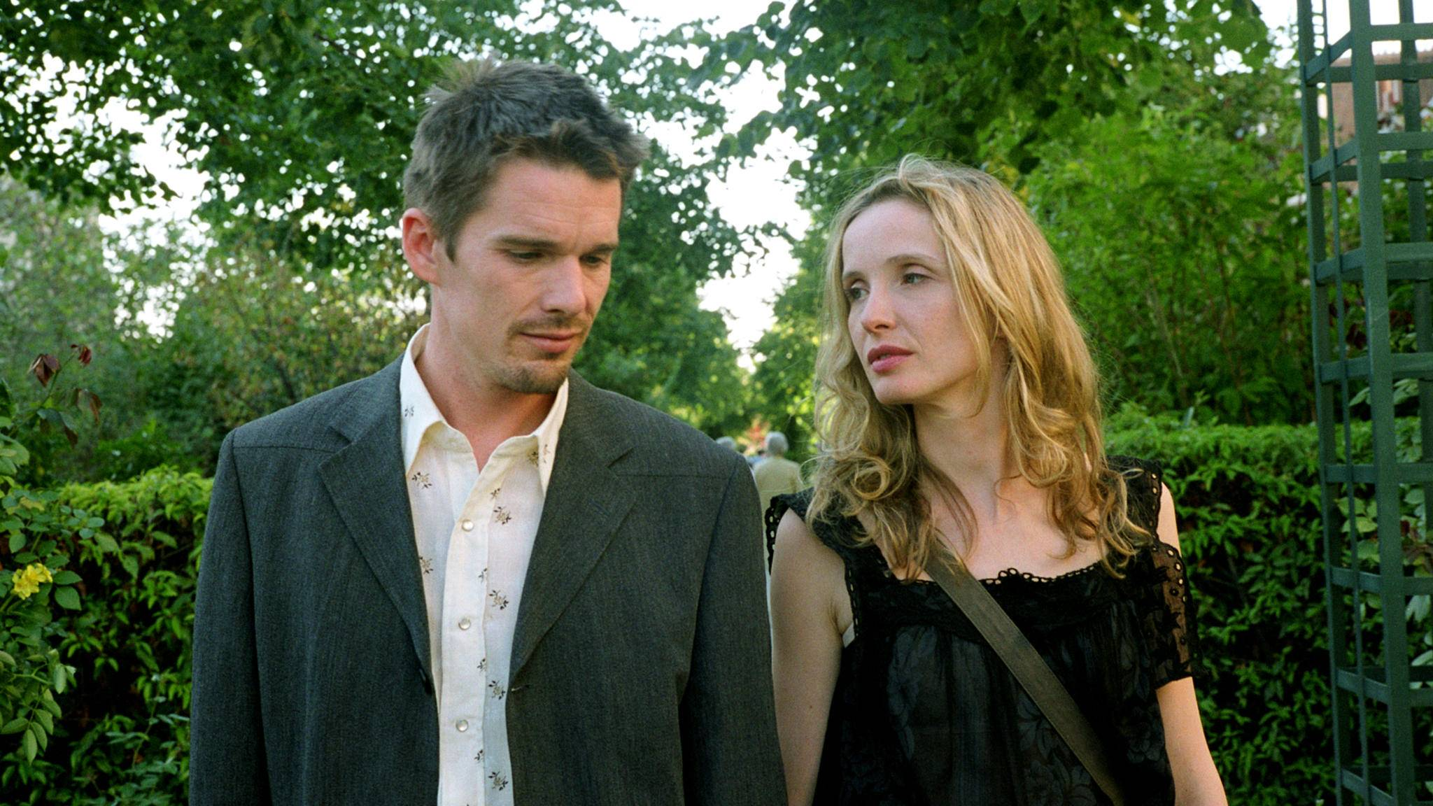 Die Geschichte zwischen Autor Jesse und seiner großen Liebe Celine ist nicht zwangsläufig auserzählt.