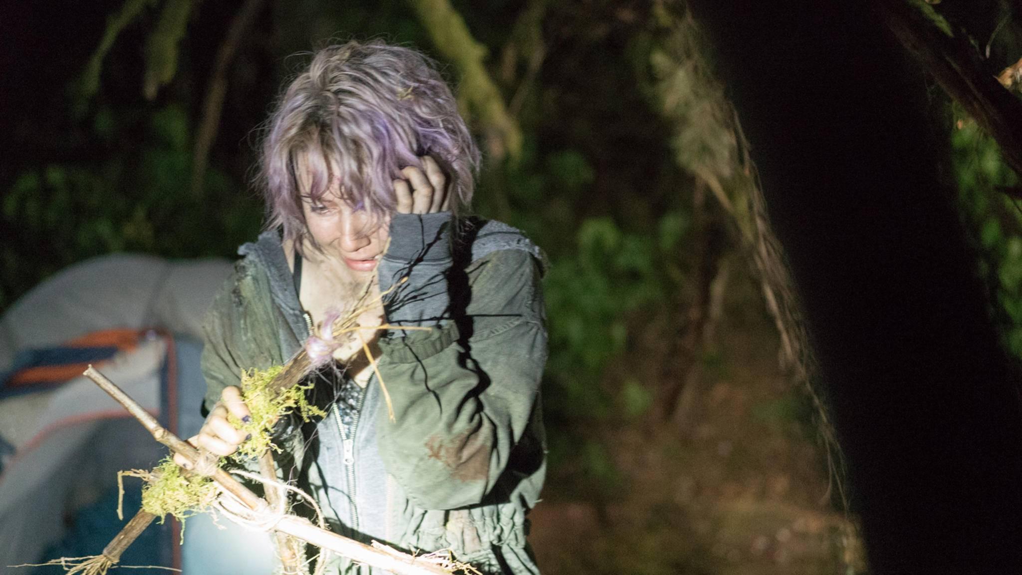 """2016 begab sich erneut eine Gruppe auf die Suche nach der """"Blair Witch""""."""