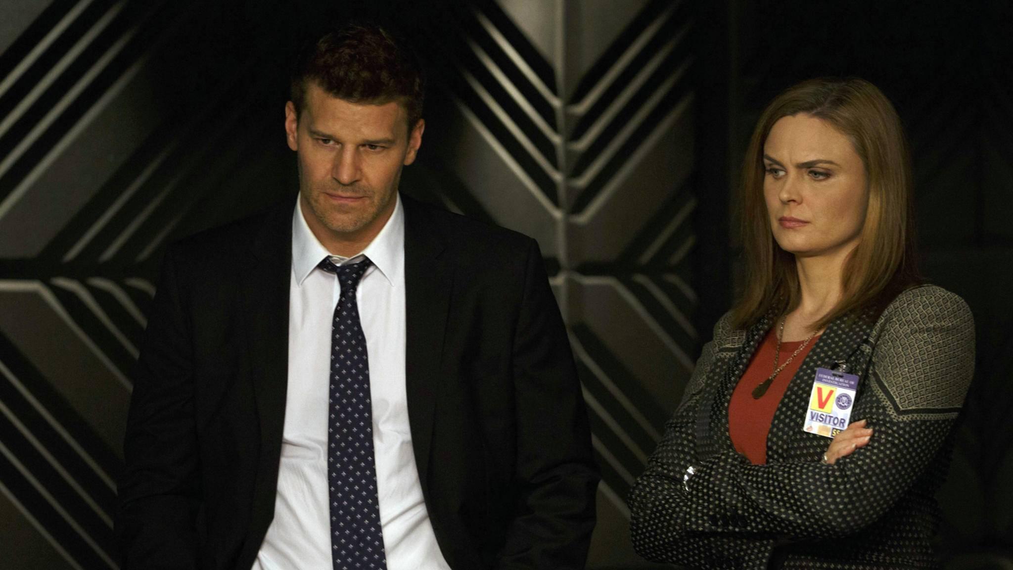 Seeley Booth (l.) und Temperance Brennan (r.) haben möglicherweise noch nicht ihren letzten Einsatz hinter sich.