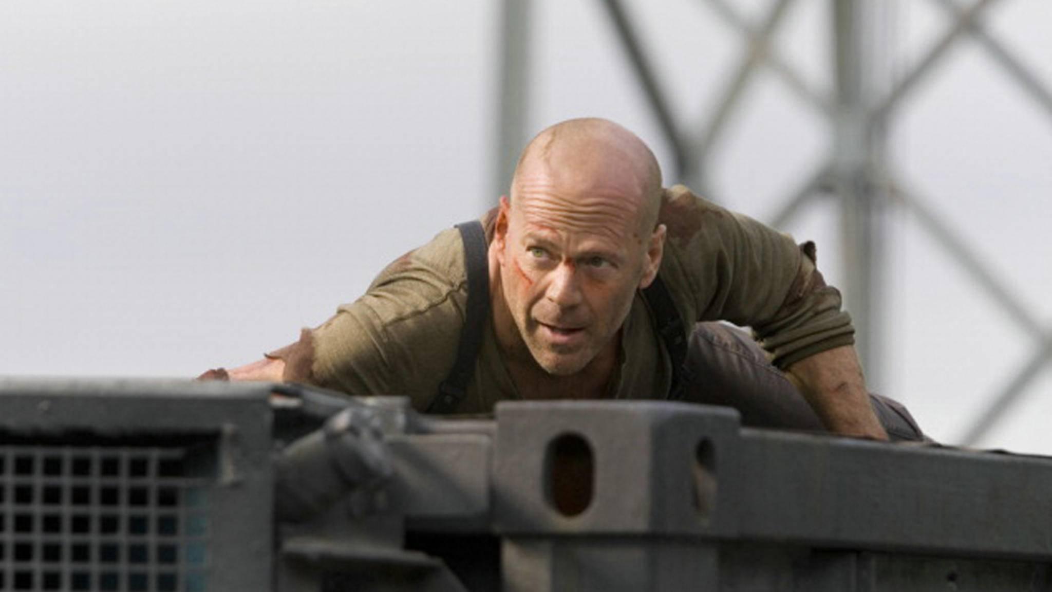 """Auch als Kersey lässt """"Stirb langsam""""-Star Bruce Willis im ersten Trailer zum """"Death Wish""""-Remake keine Gnade walten."""