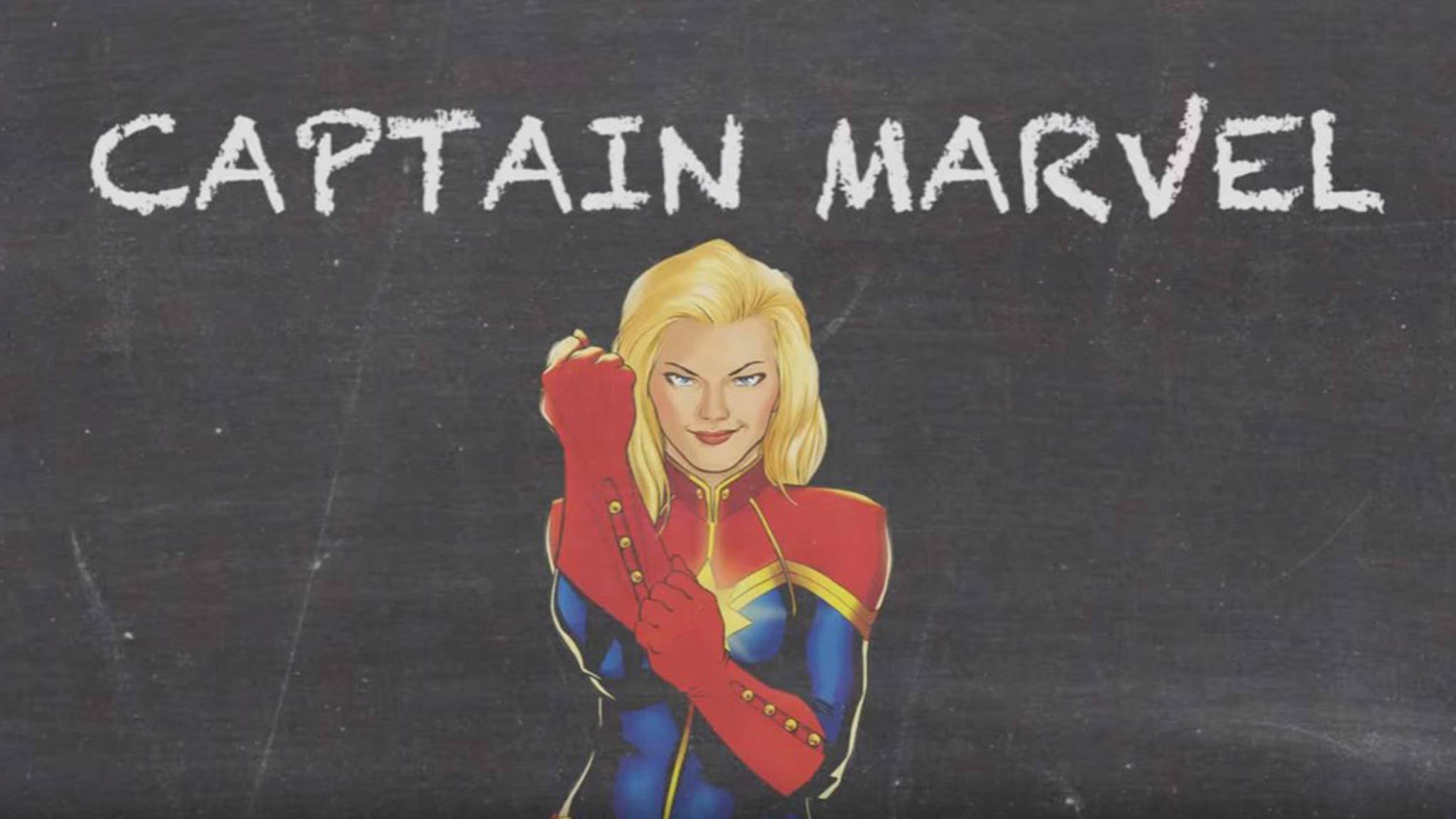"""""""Captain Marvel"""" hat seine Drehbuchautorin gefunden."""