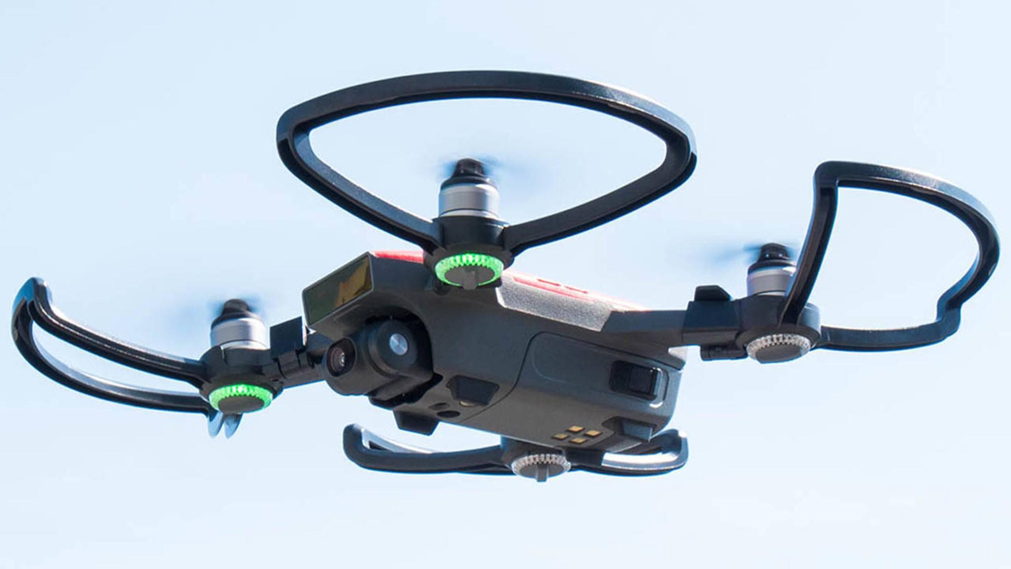 Die DJI Spark ist die ideale Drohne für Anfänger.