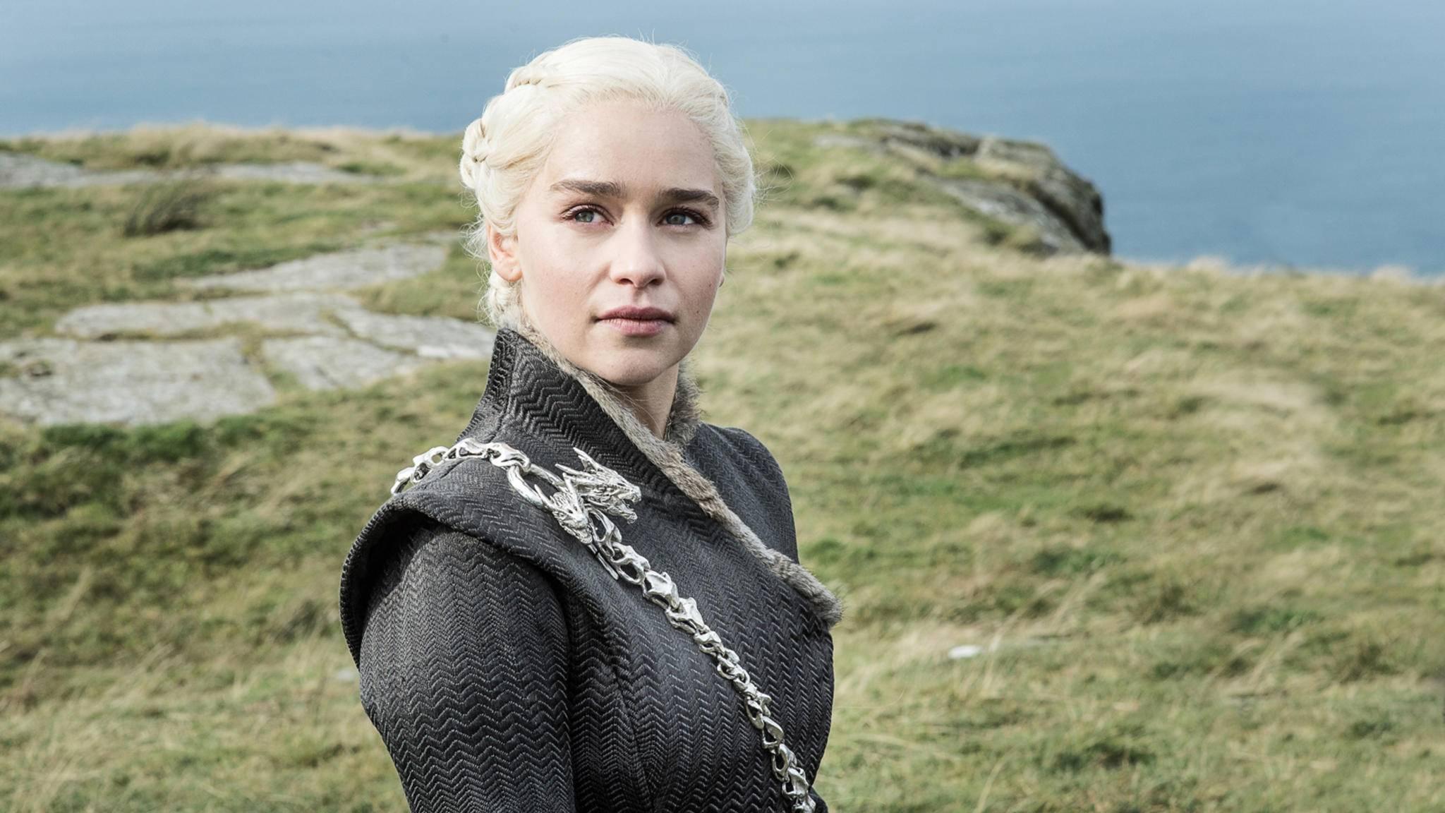 Auch Daenerys-Darstellerin Emilia Clarke weiß nicht, was ihren Charakter im Finale erwartet.