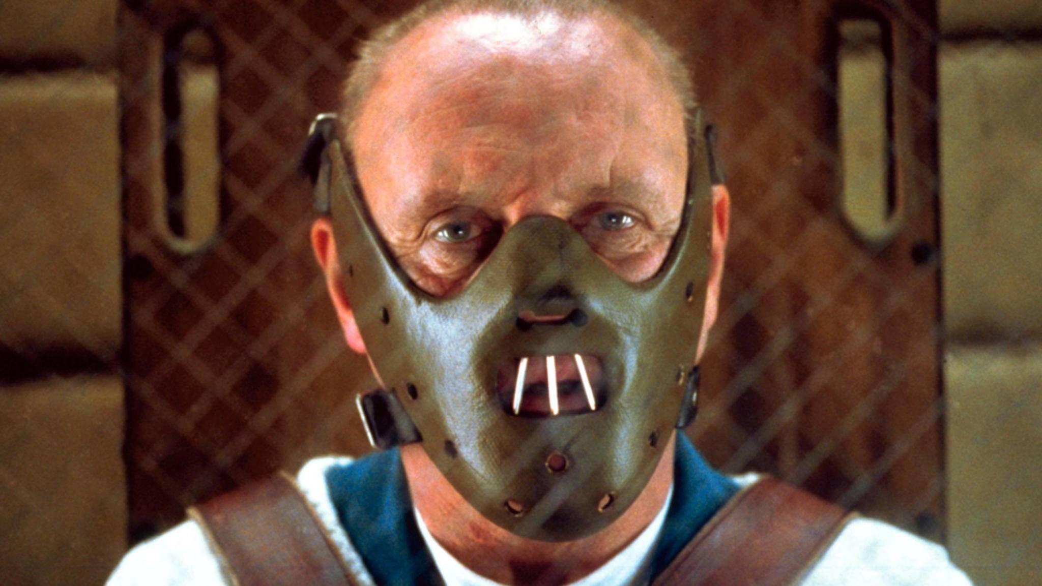 Vorsicht bissig: Anthony Hopkins machte Hannibal Lecter mit seiner Darbietung zum ikonischsten Kannibalen der Filmgeschichte.