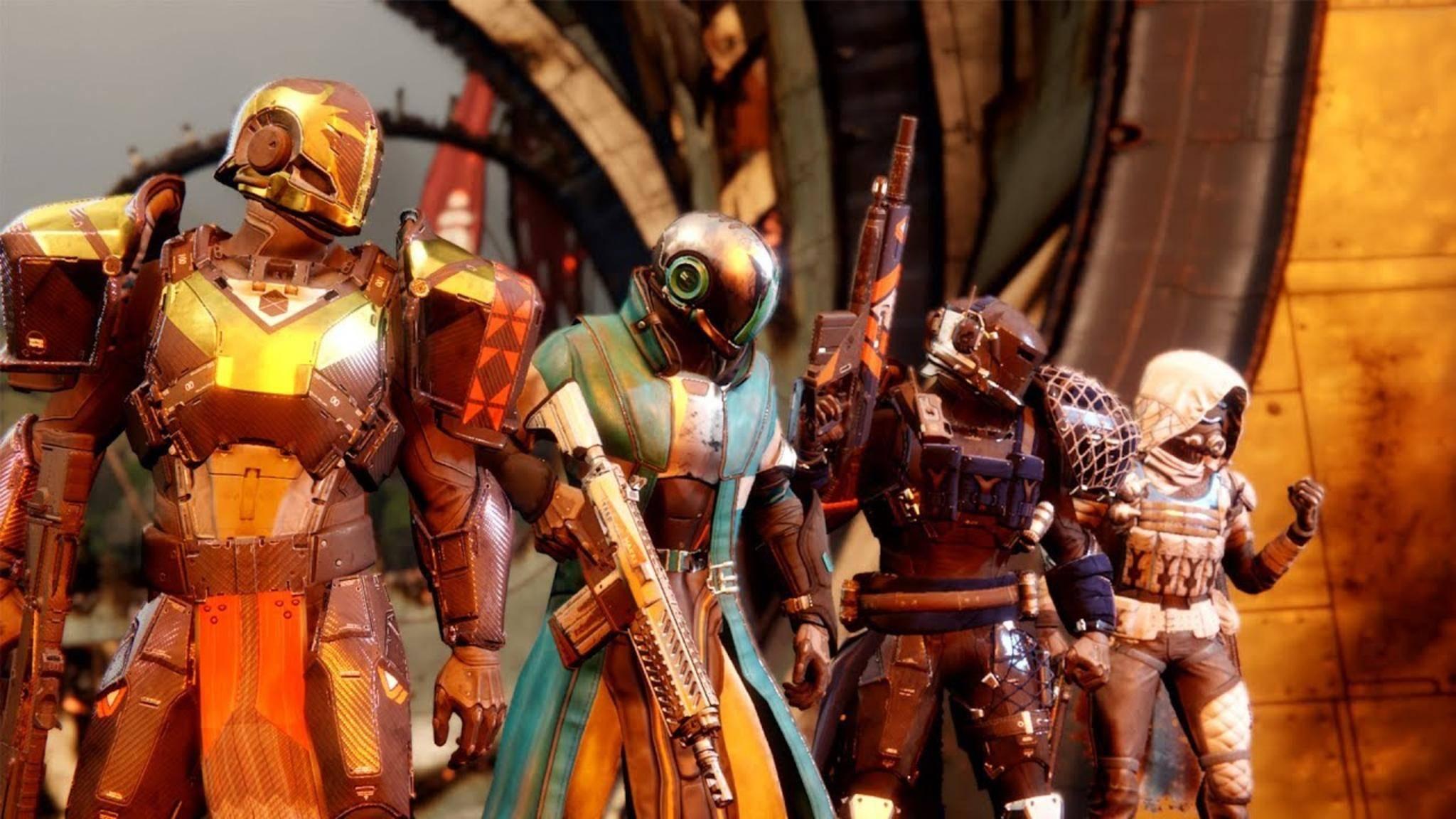 """""""Destiny 2"""": Werden Hüter sich bald per Crossplay zusammenschließen können?"""