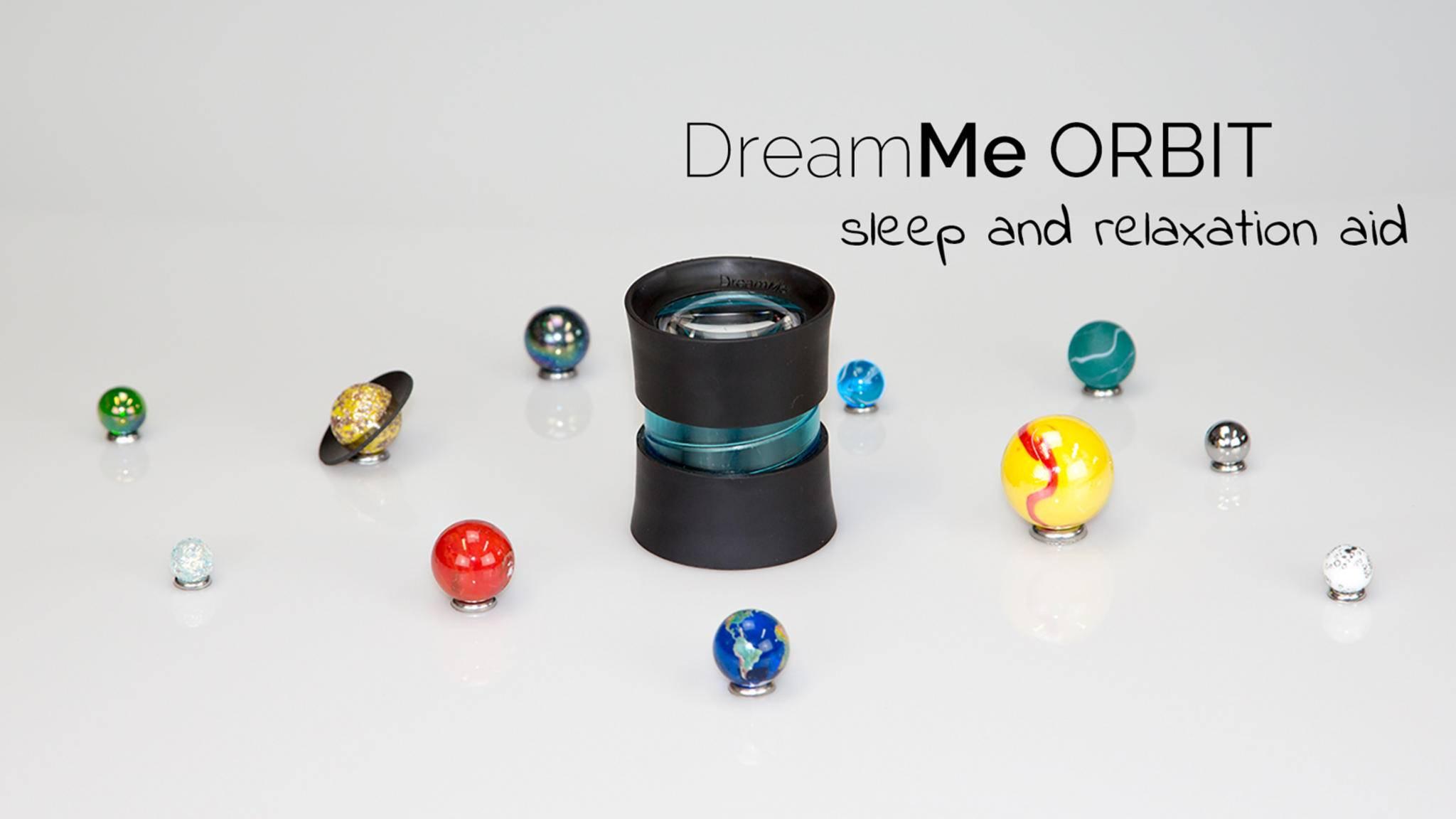 DreamMe Orbit holt Dir die Planeten unseres Sonnensystems an die heimische Decke.