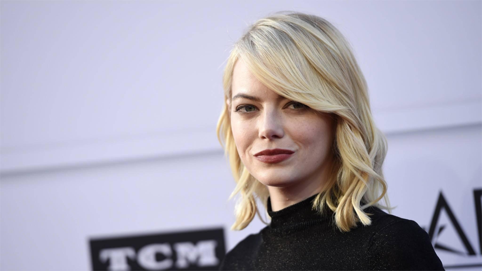 """Dank """"La La Land"""" mischt Emma Stone die Bestverdiener des Filmbusiness auf."""