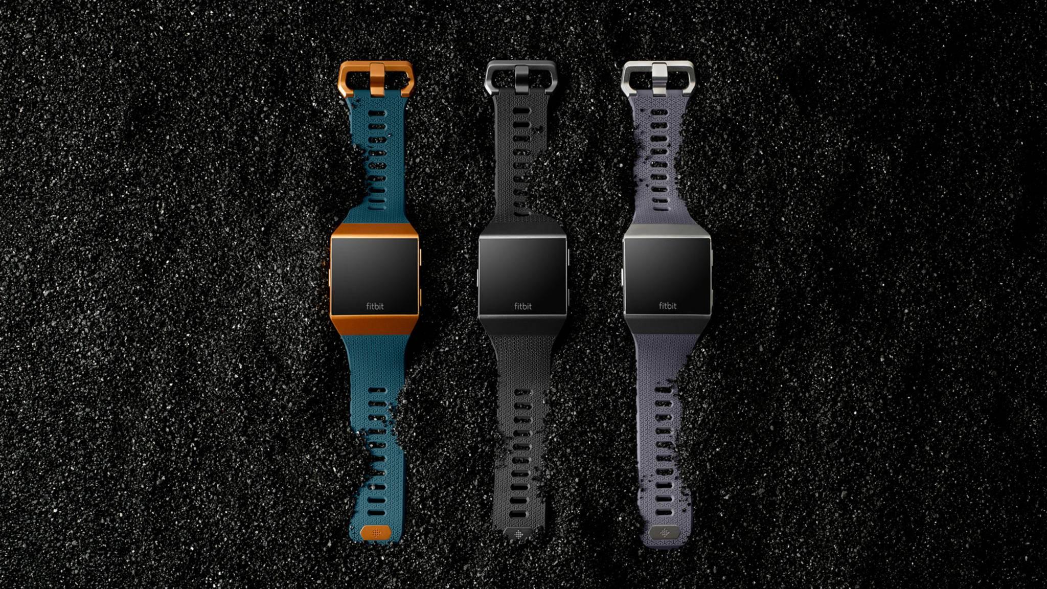 Schon bald könnte sich die Anschaffung der Fitbit Ionic für Diabetiker lohnen.
