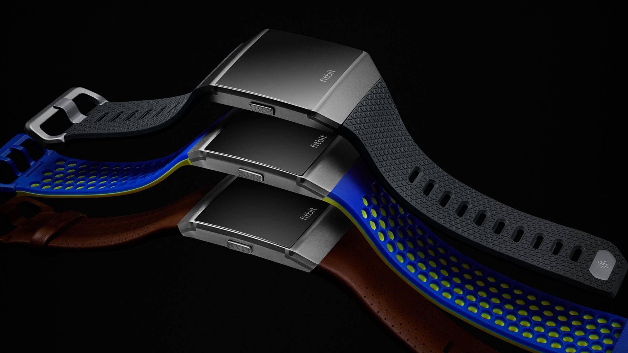 Die Fitbit Ionic erscheint am 1. Oktober.