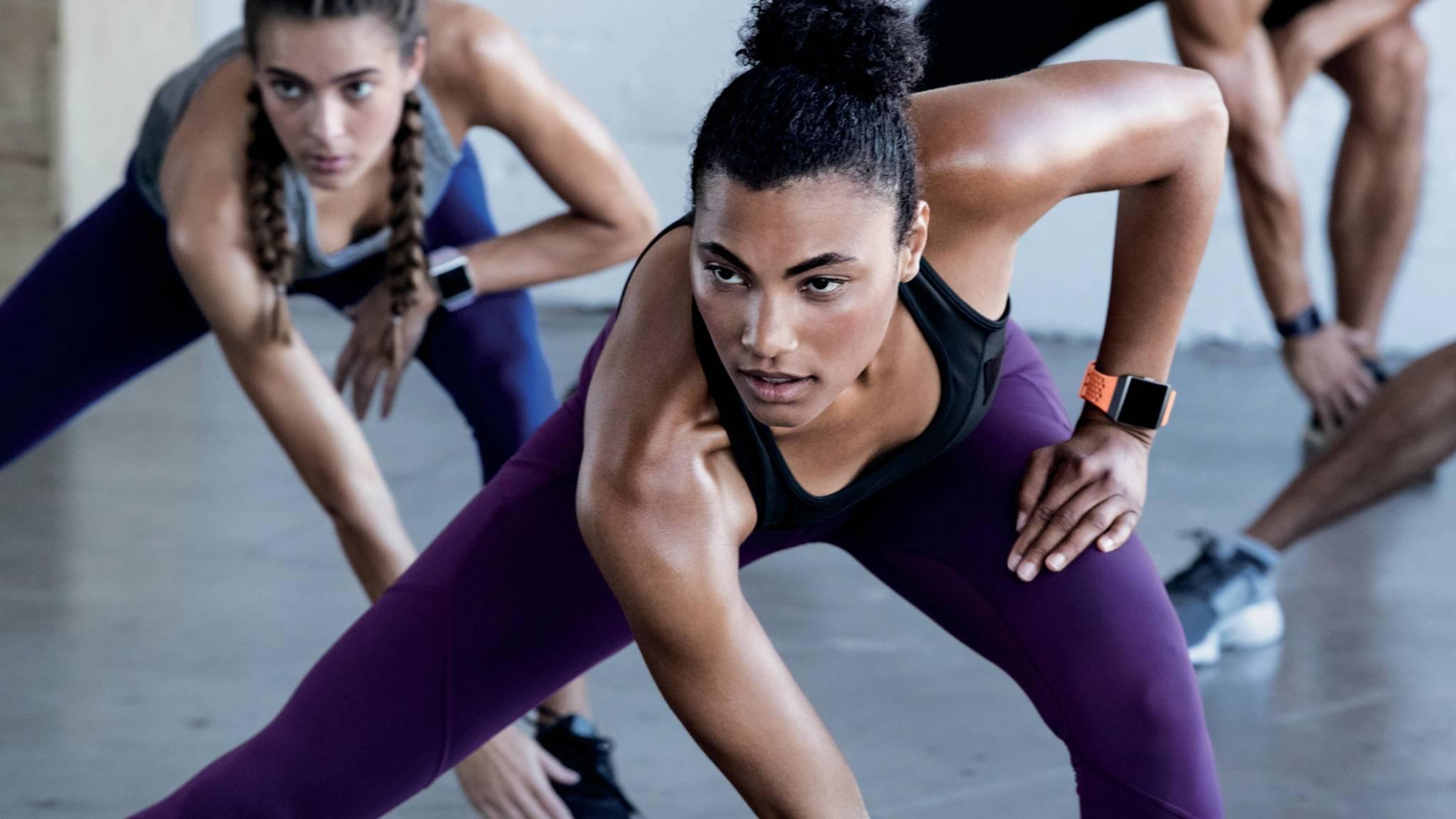Die wahren Stärken der Fitbit Ionic liegen beim Trainings- und Aktivitätstracking.