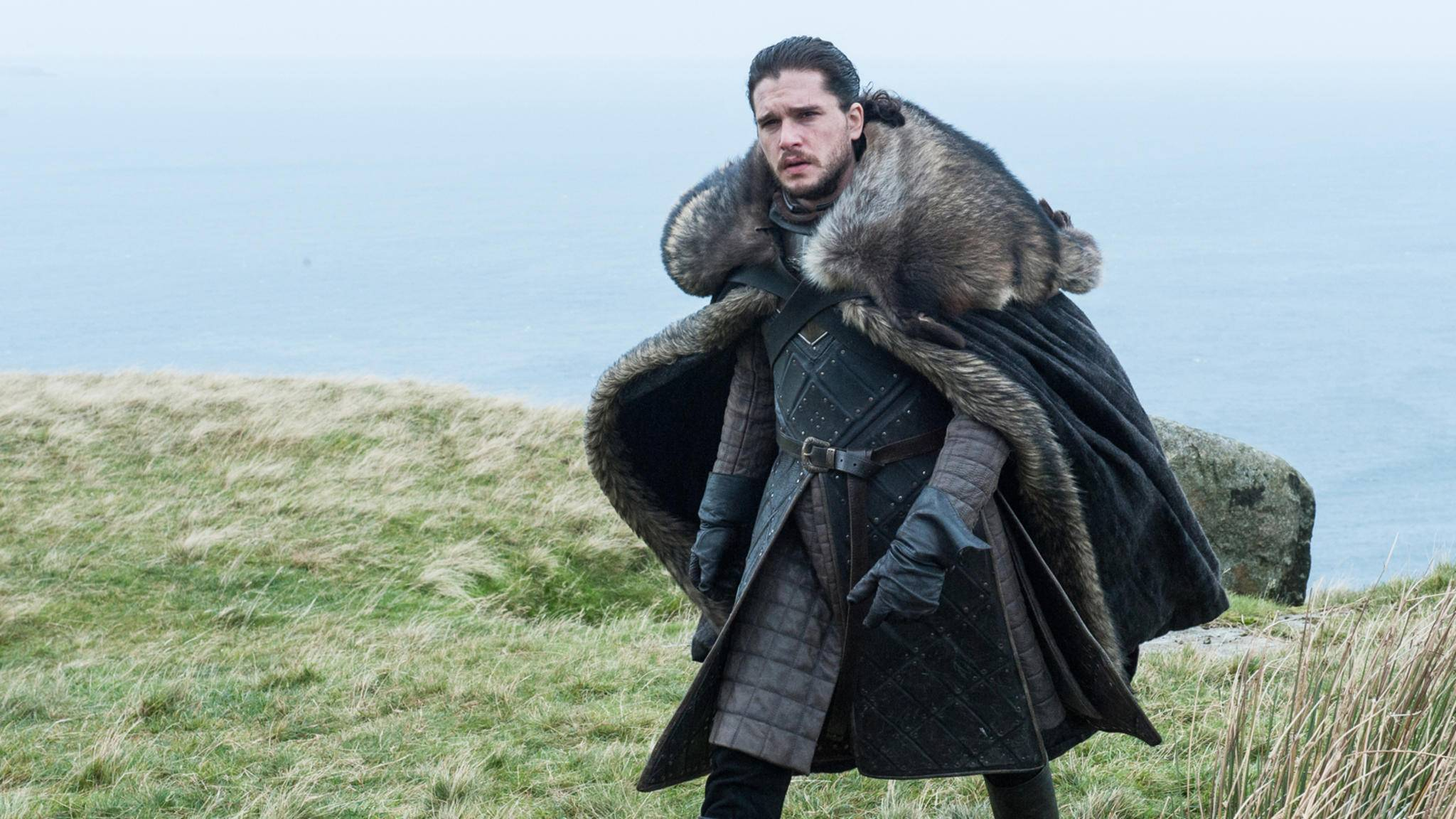 """Hübsch und beliebt: Jon Snow in """"Game of Thrones""""."""