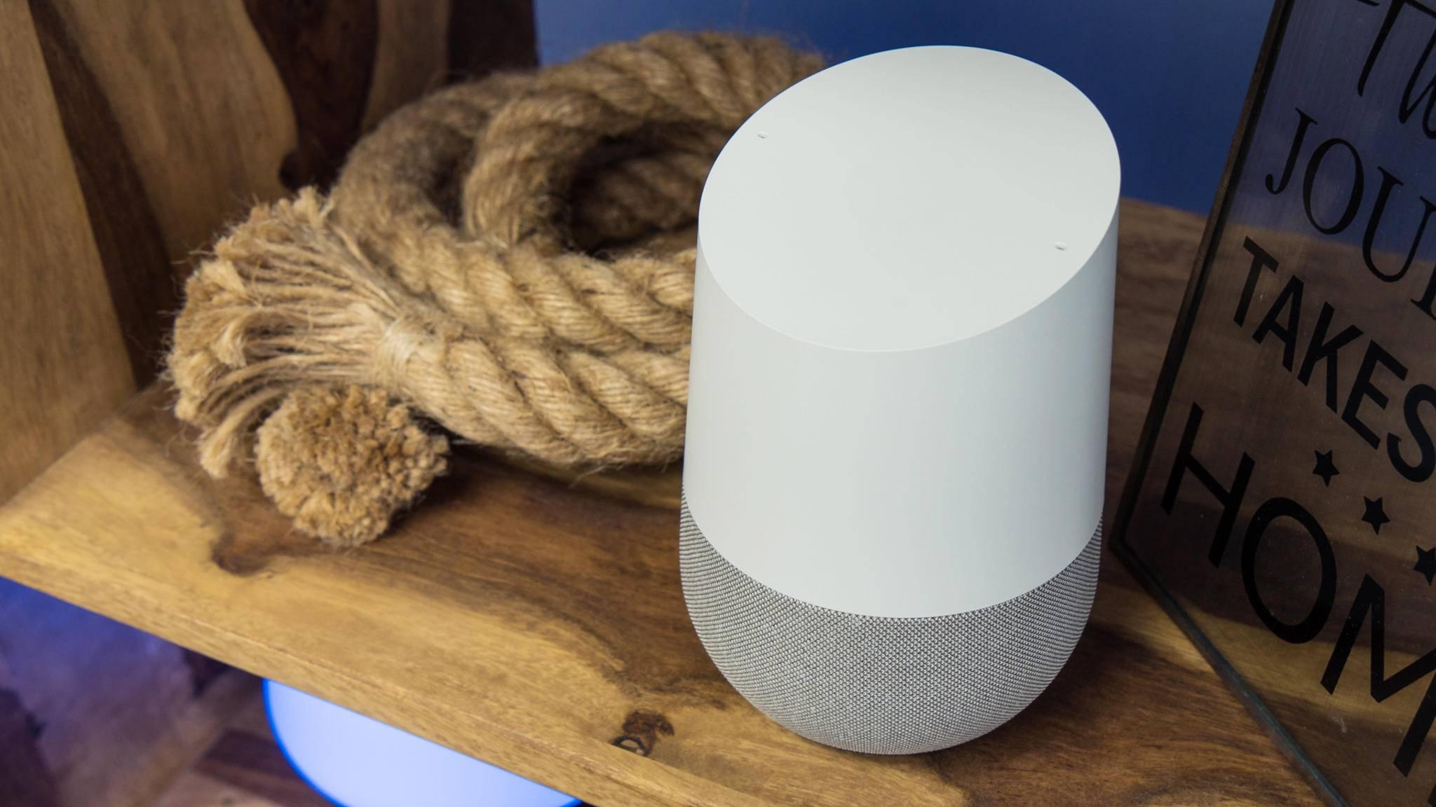 Wir verraten Dir, wie Du Google Home im Handumdrehen einrichtest.