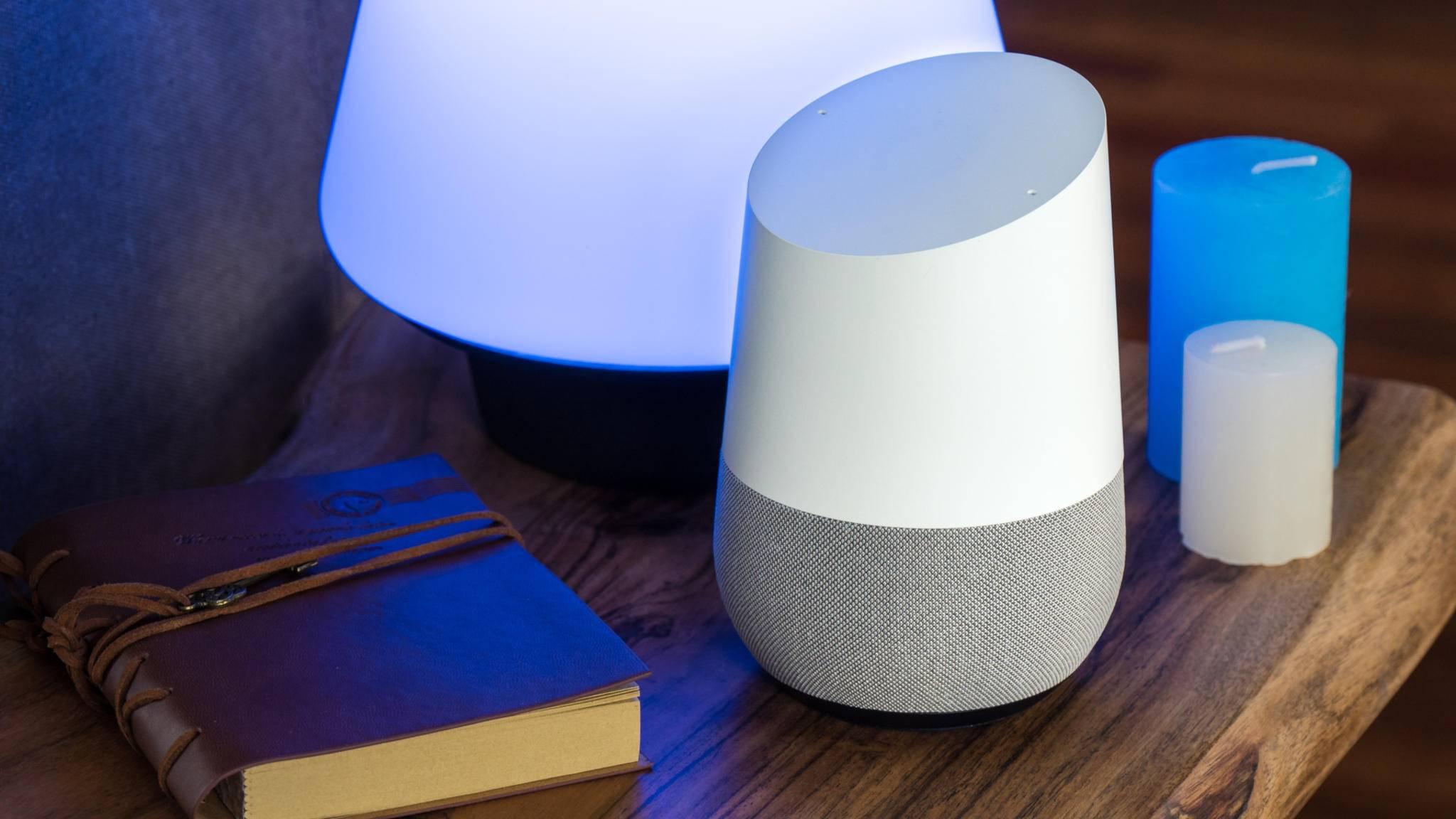 Wir verraten Dir, was Du mit Google Home alles machen kannst.
