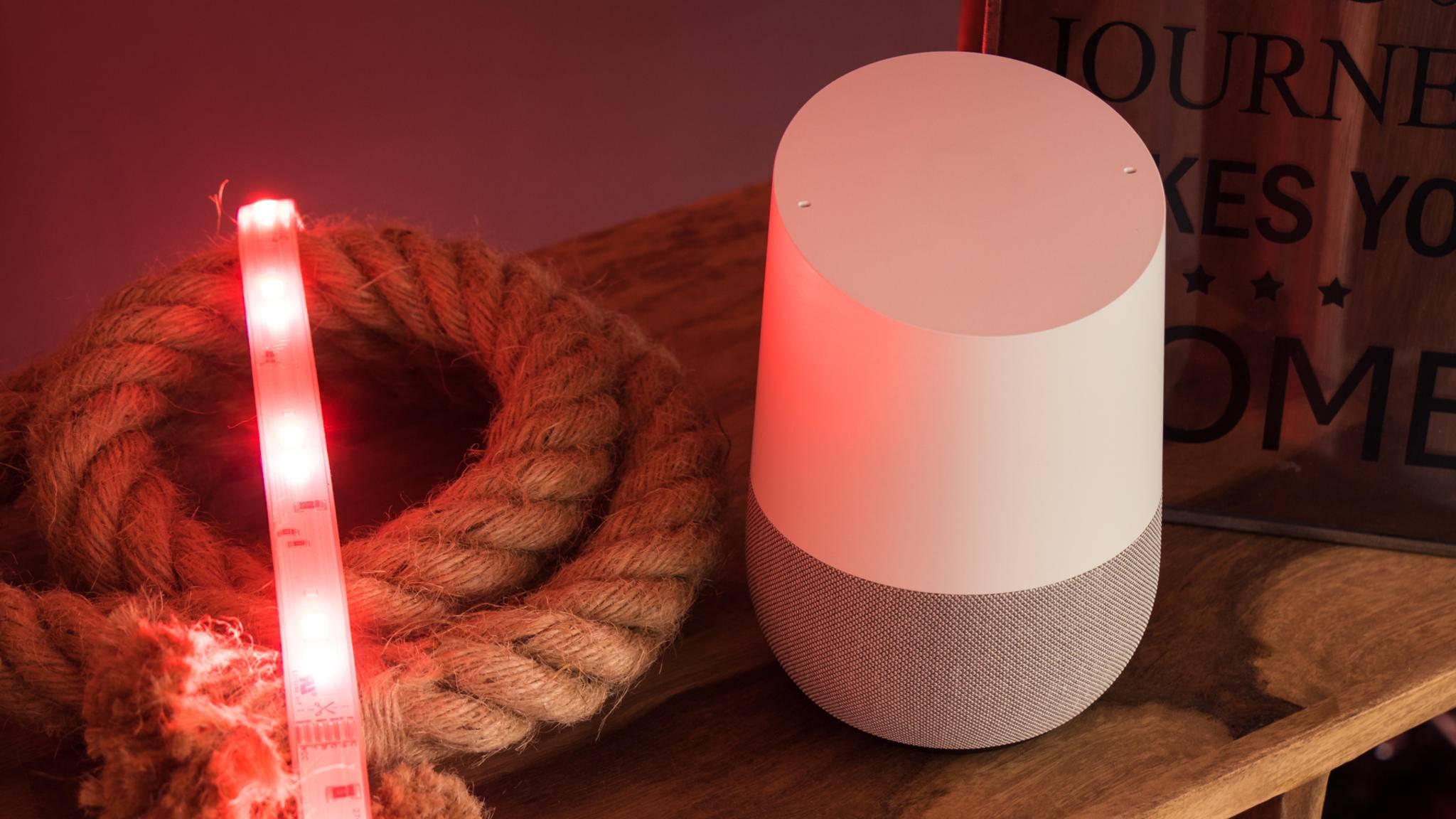 Der originale Google Home hat mittlerweile mehrere Ableger bekommen.