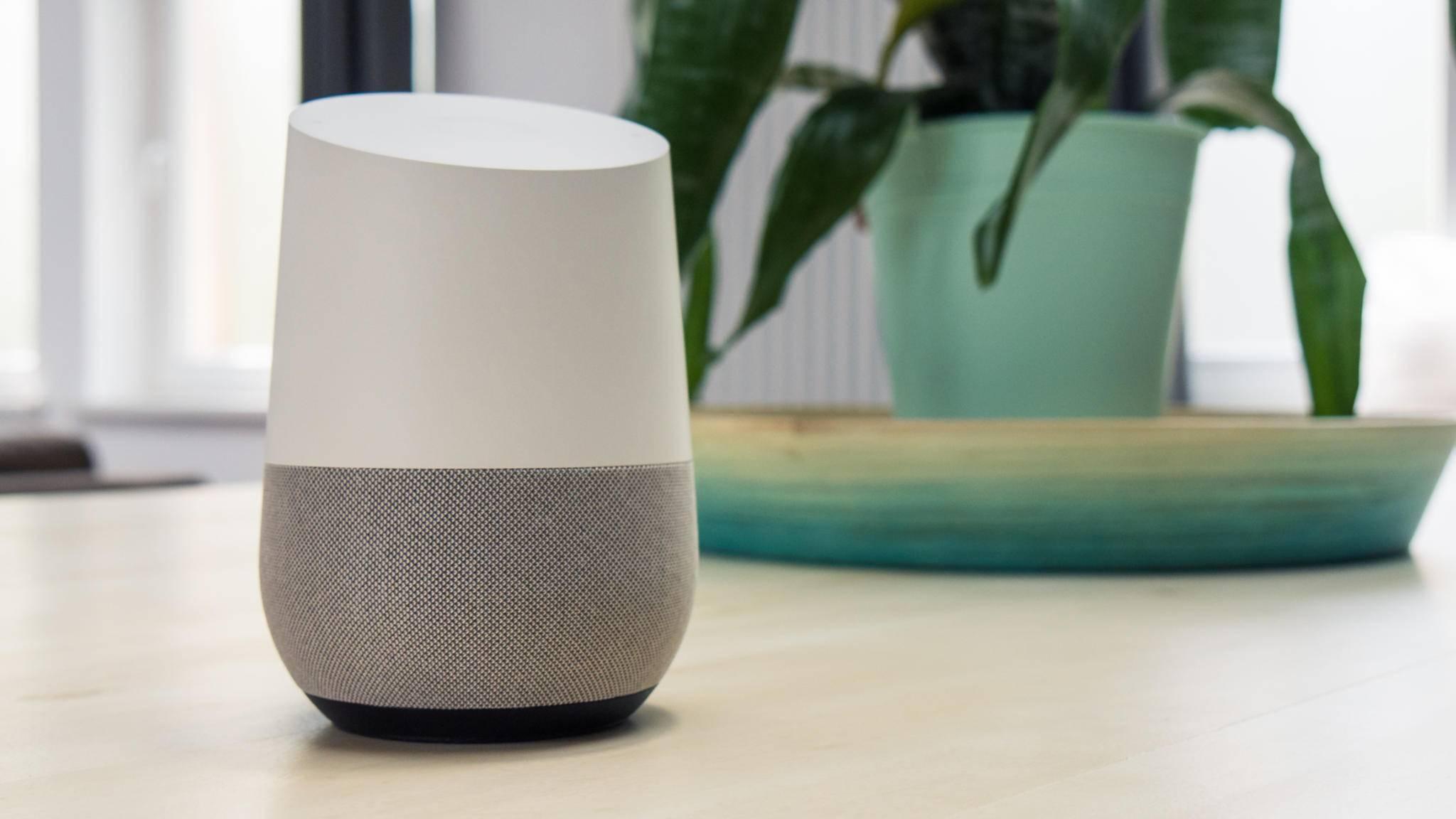 Google meint es offensichtlich ernst mit dem Thema Smart Home.