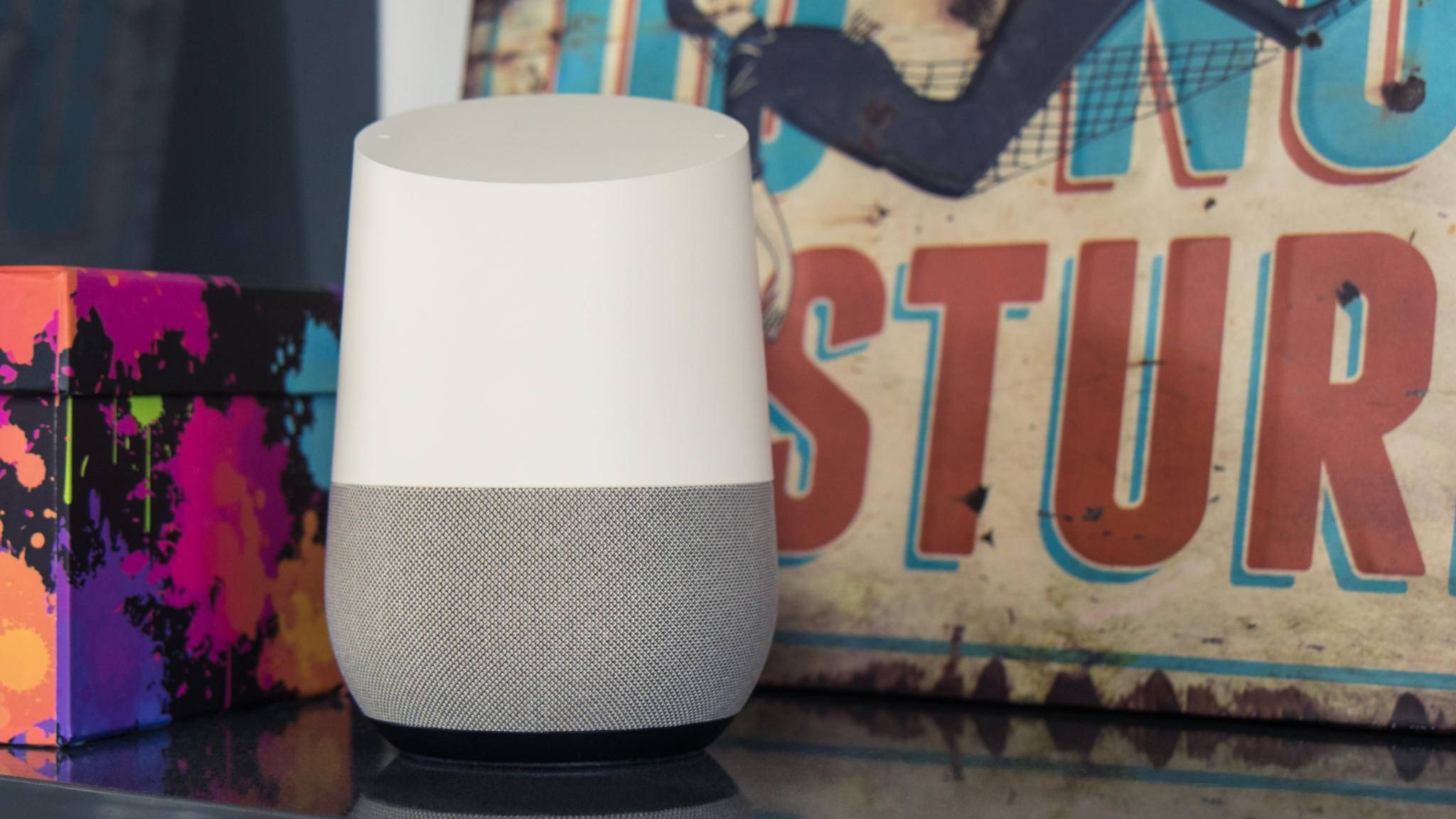 Die US-Version von Google Home versteht jetzt sogar mehrere Befehle hintereinander.