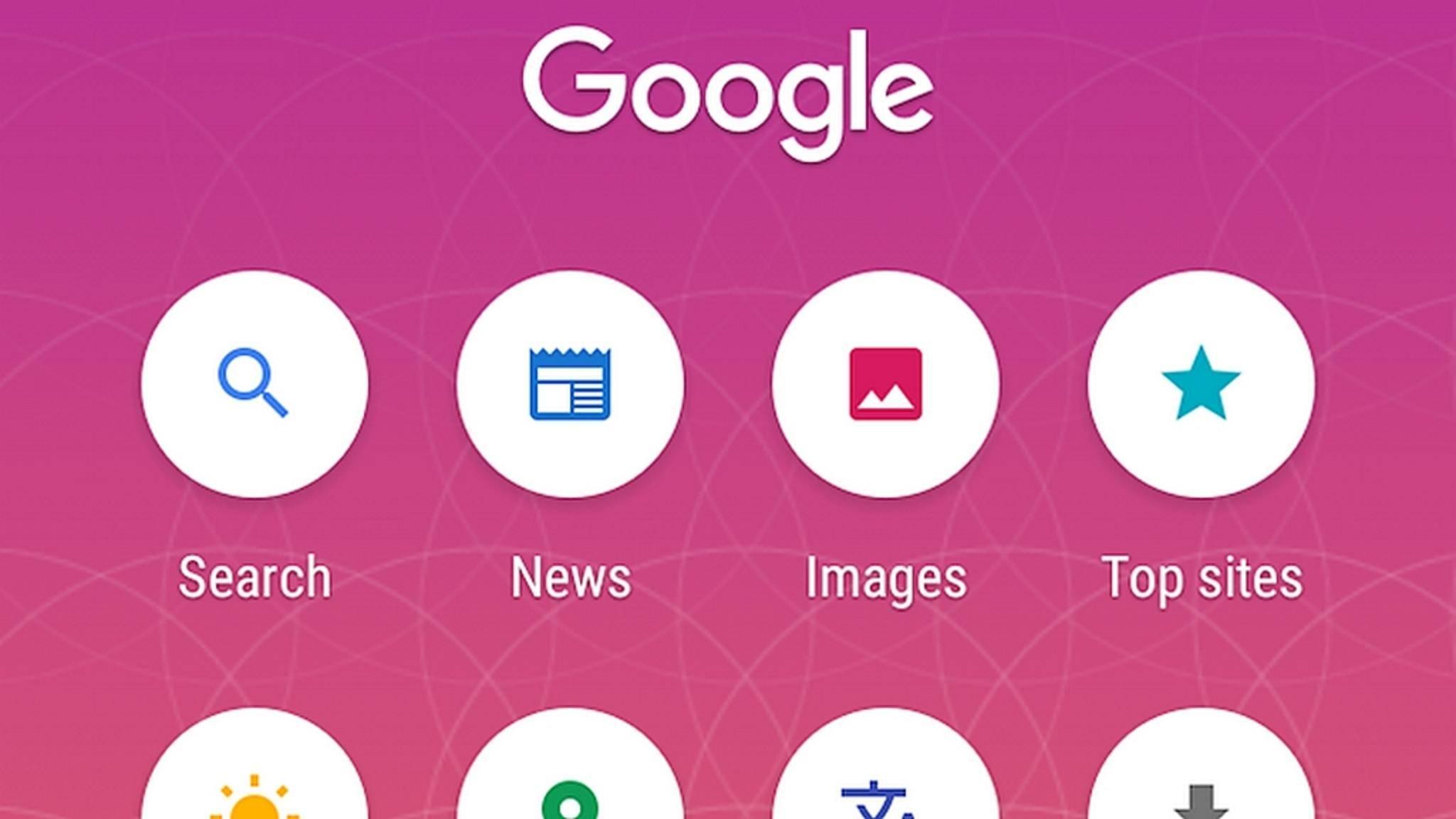Google Search Lite soll auch bei schwachem Internet funktionieren.
