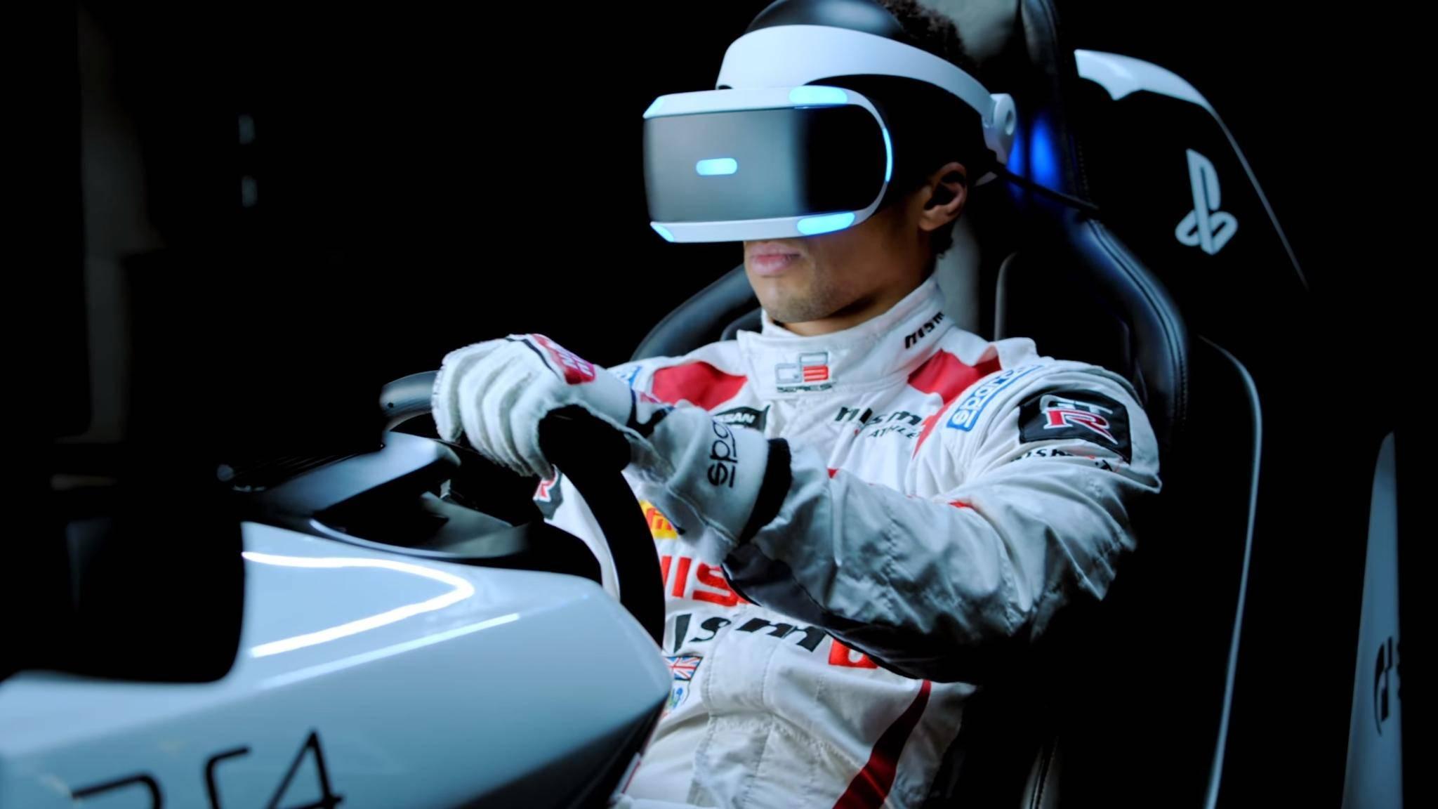 """Eine Special Edition von """"Gran Turismo Sport"""" schickt Dich nicht nur in VR ins Rennen ..."""