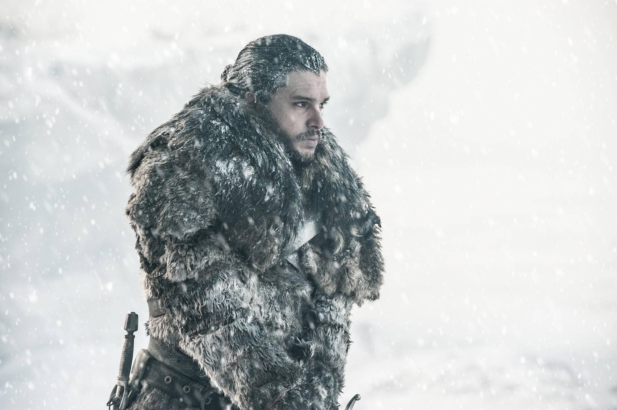 """Der Winter ist da – und mit ihm das Ende von """"Game of Thrones""""."""