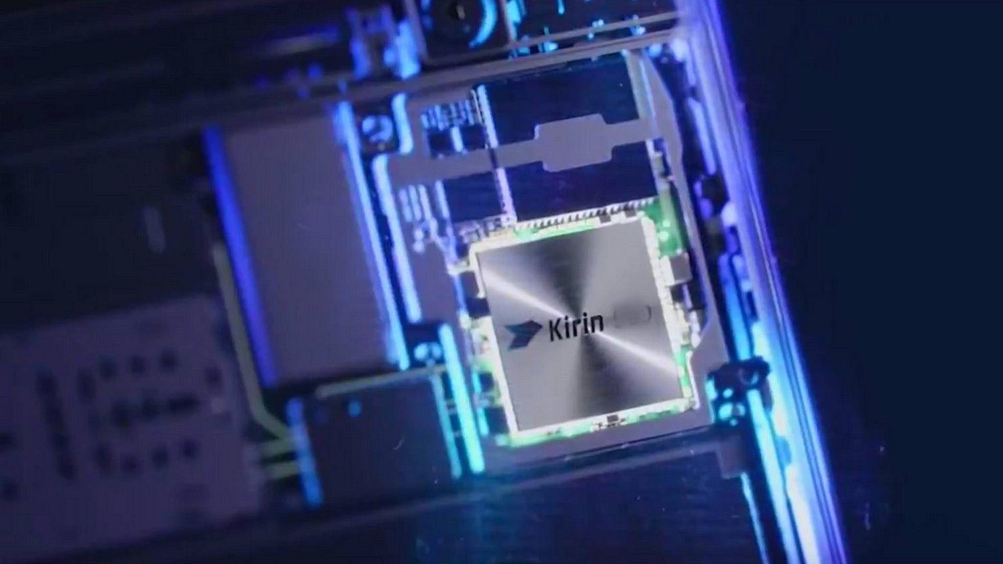 Der Kirin-970-Prozessor soll der heimliche Star des Mate 10 Pro sein.