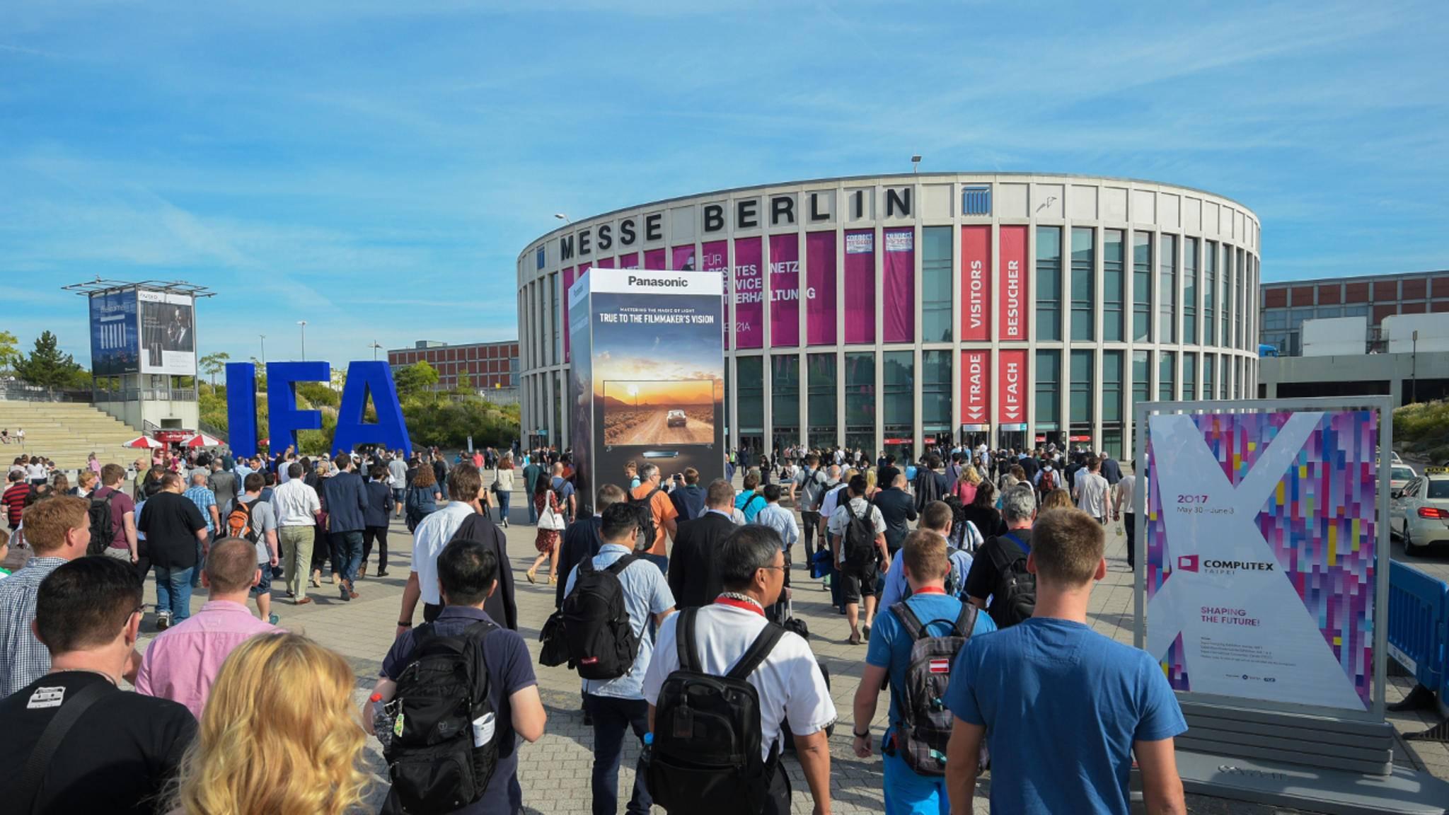 Die IFA 2017 startet offiziell am 1. September.