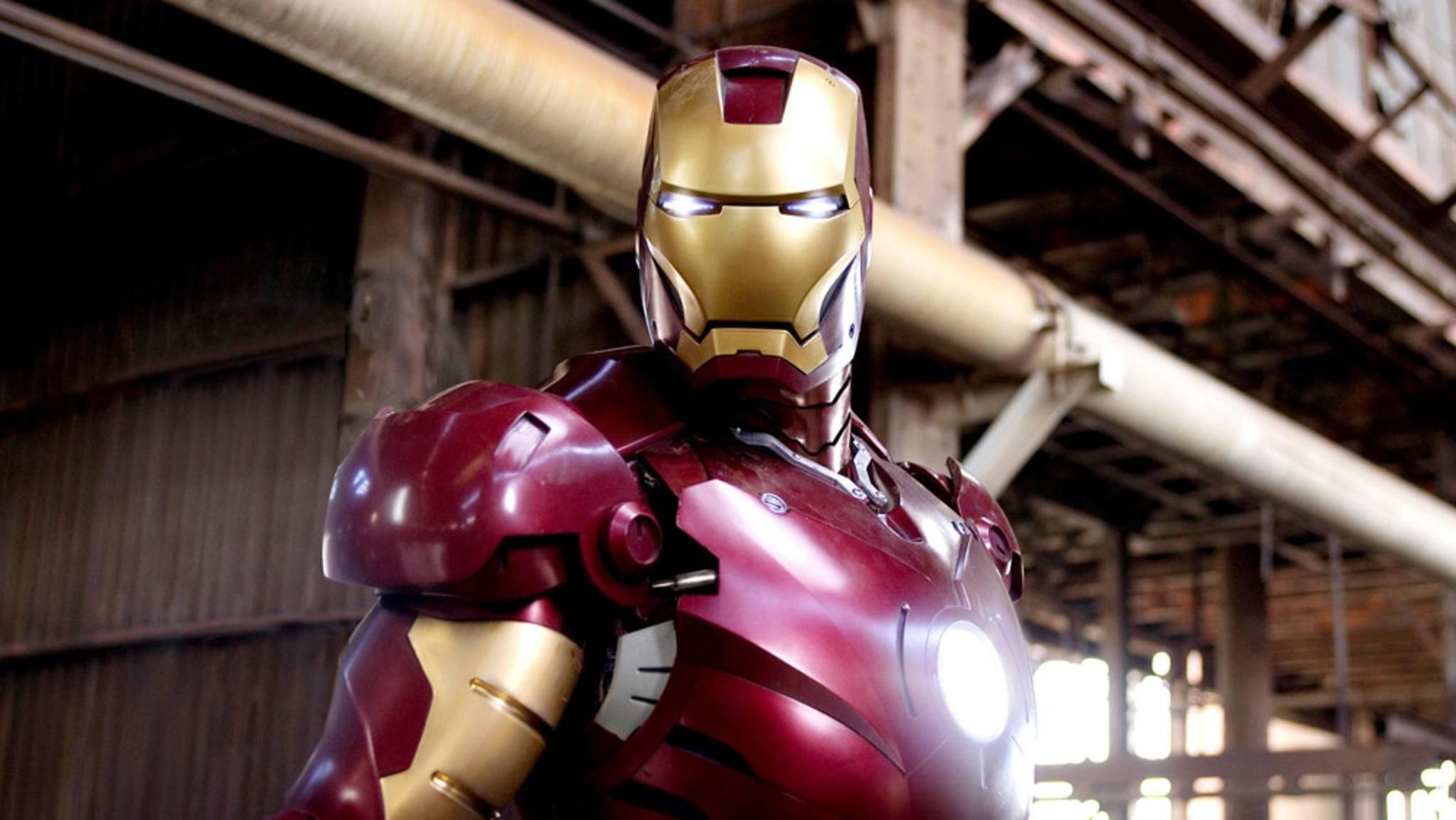 Iron Man ist ein Technik-Held wie er im Buche steht – ganz nach dem Motto: Wer braucht Superkräfte, wenn er ein Genie und Milliardär ist?