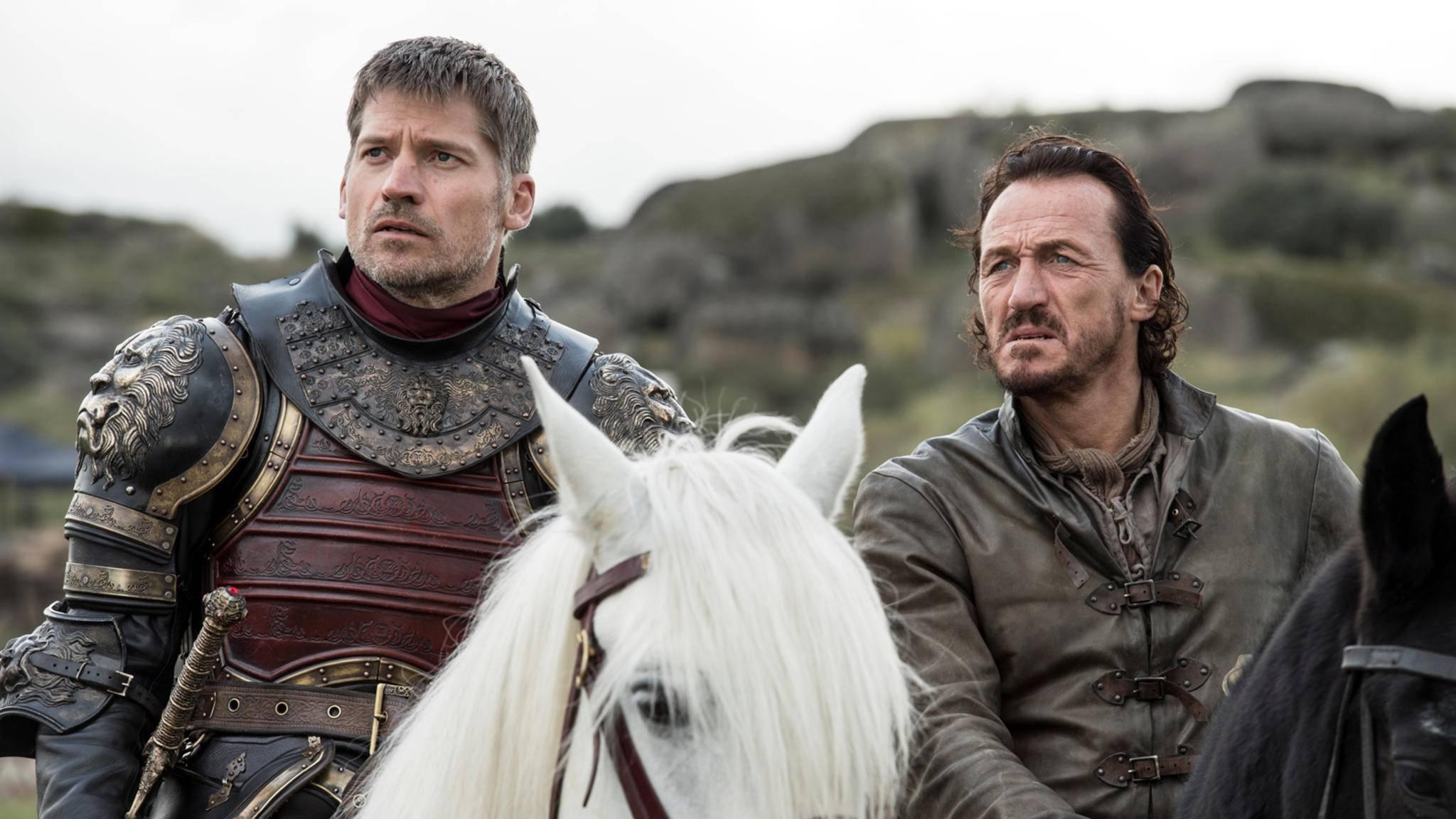 """Die """"Game of Thrones""""-Stars müssen Staffel 8 unter erschwerten Bedingungen drehen."""