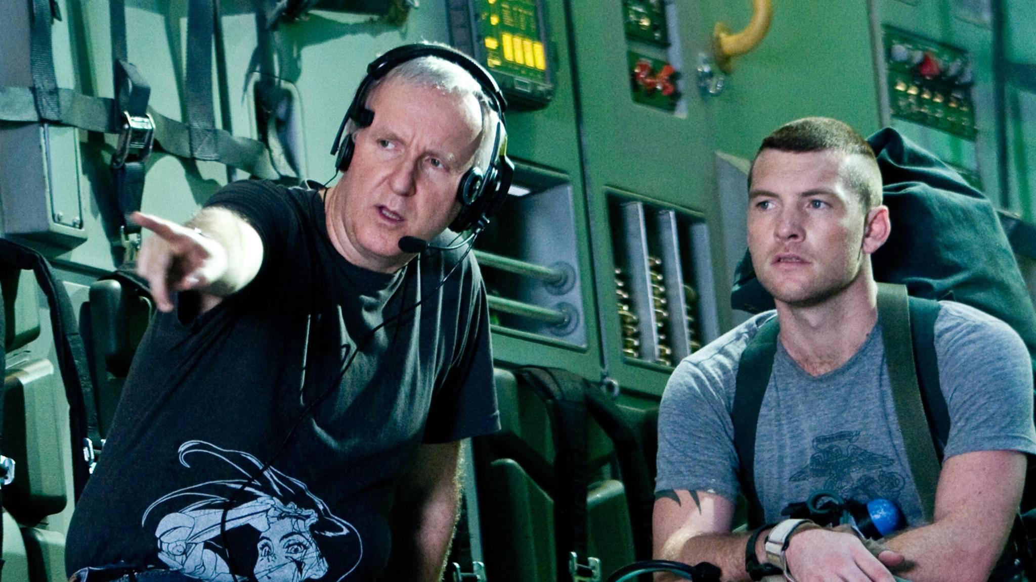 """Von Marvels Avengers hat James Cameron inzwischen genug, von """"Avatar"""" jedoch noch lange nicht."""