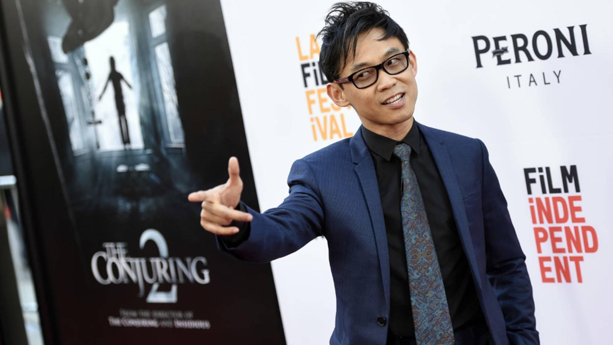 """Orientiert sich James Wan für sein eigenes Film-Universe wirklich an den """"Avengers""""?"""
