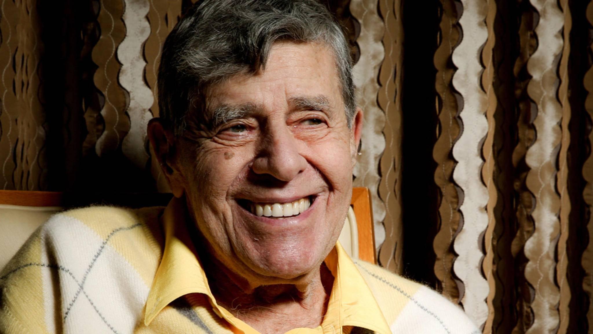 Jahrzehntelang brachte Jerry Lewis sein Publikum zum Lachen.