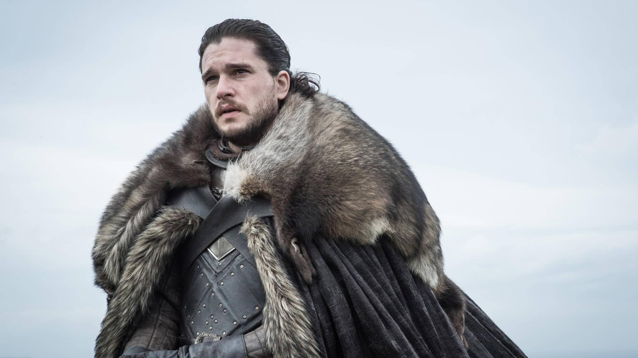 """Was erwartet Jon Schnee in Staffel 8 von """"Game of Thrones""""?"""