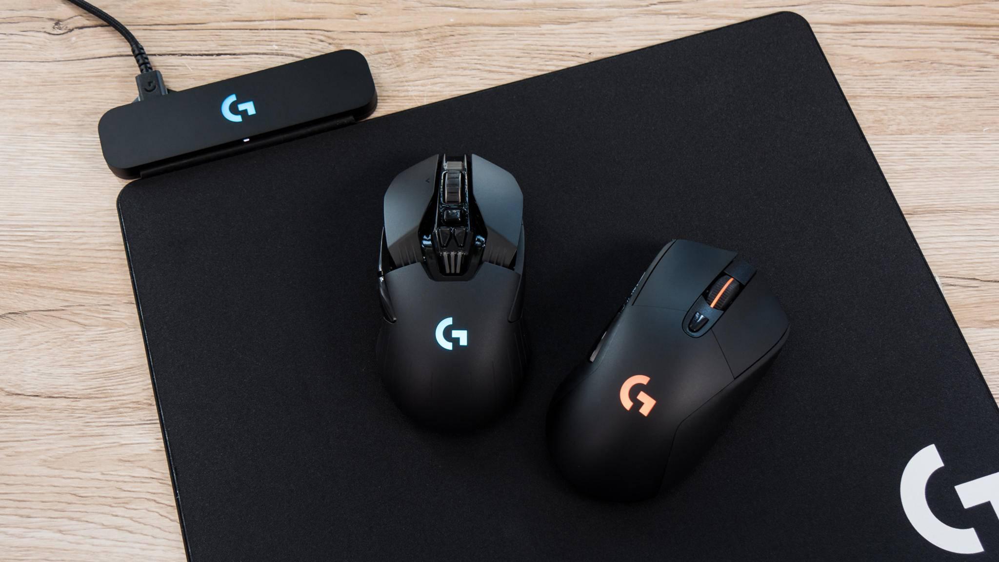 Sollte eine Gamer-Maus kabellos sein wie Logitechs PowerPlay-Mäuse?